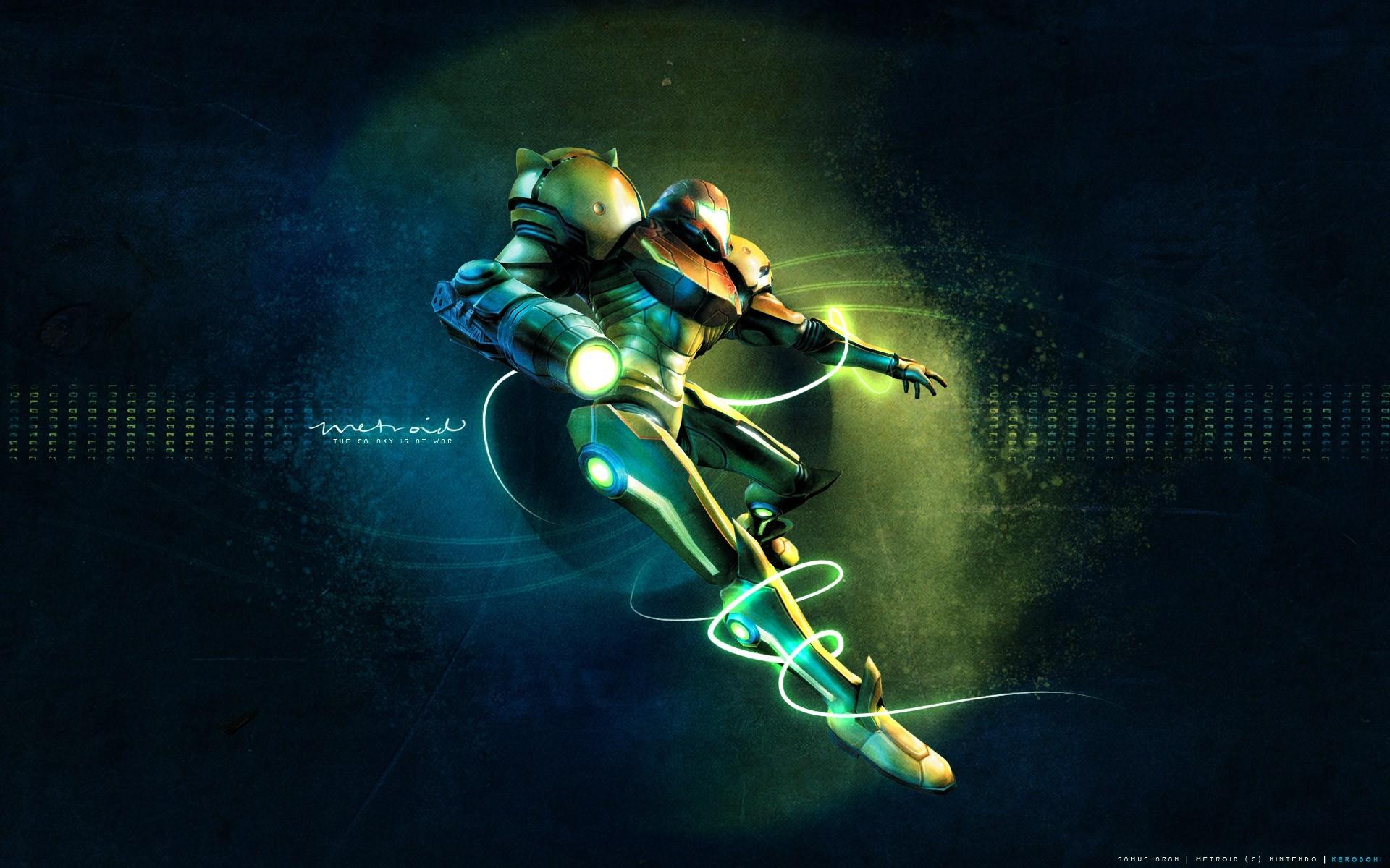 Samus Aran Metroid Prime