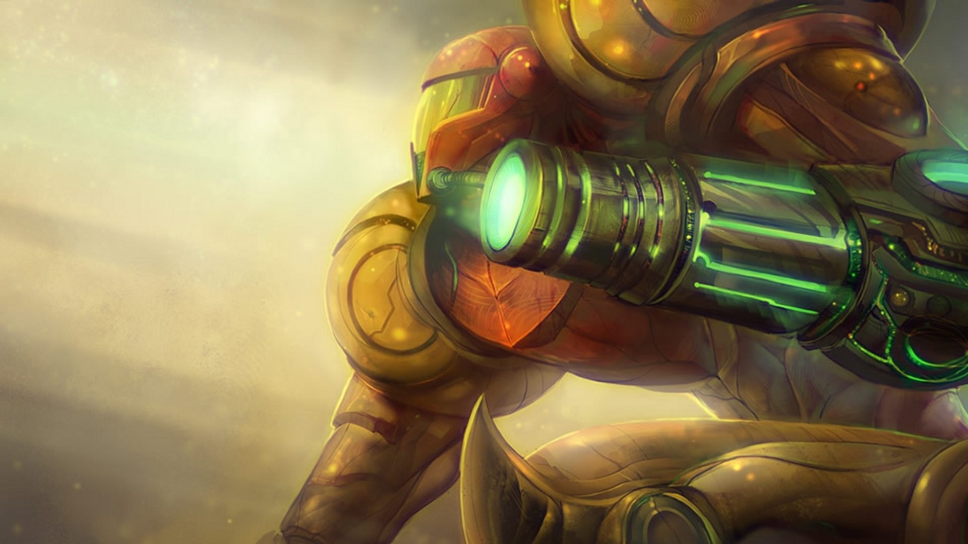 HD Wallpaper | Background ID:657568. Video Game Metroid