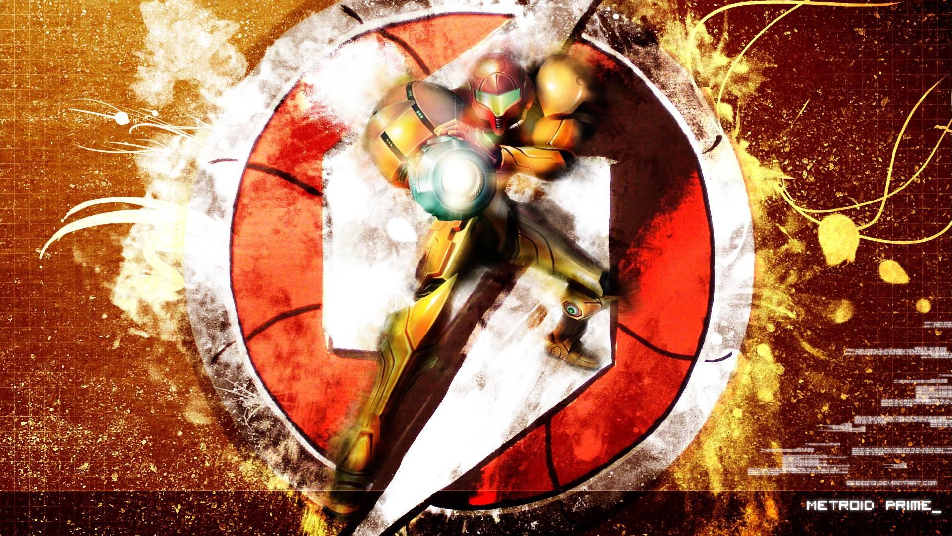 Metroid Prime wallpaper by sEbeQ13 on DeviantArt