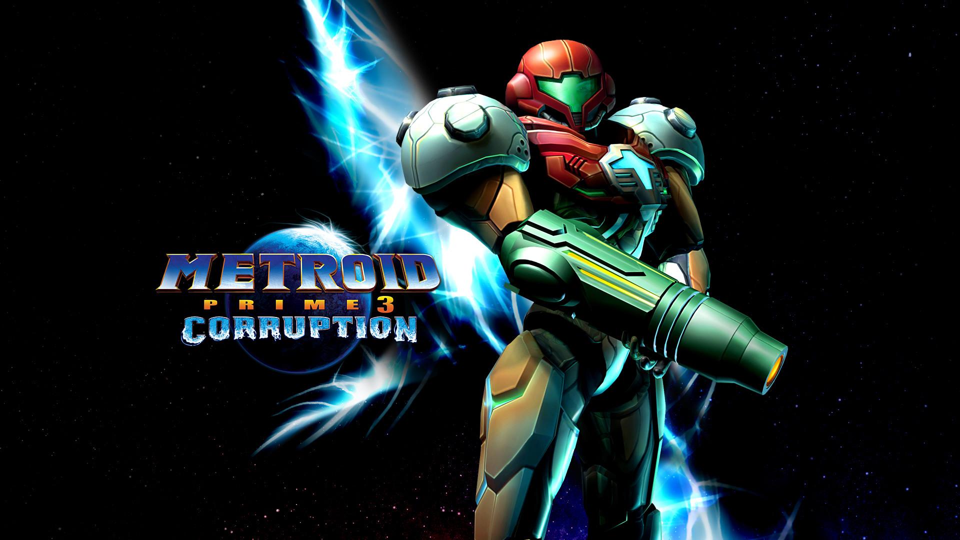 Video Game – Metroid Prime 3: Corruption Wallpaper