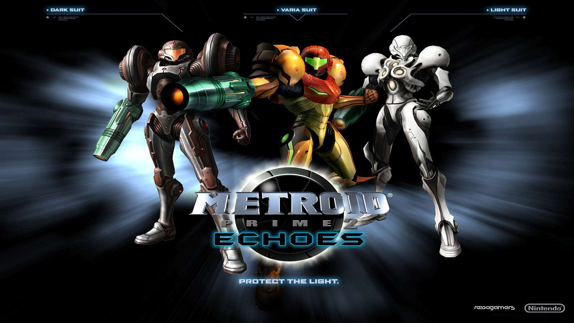2 Metroid Prime 2: Echoes HD Wallpapers | Backgrounds – Wallpaper Abyss