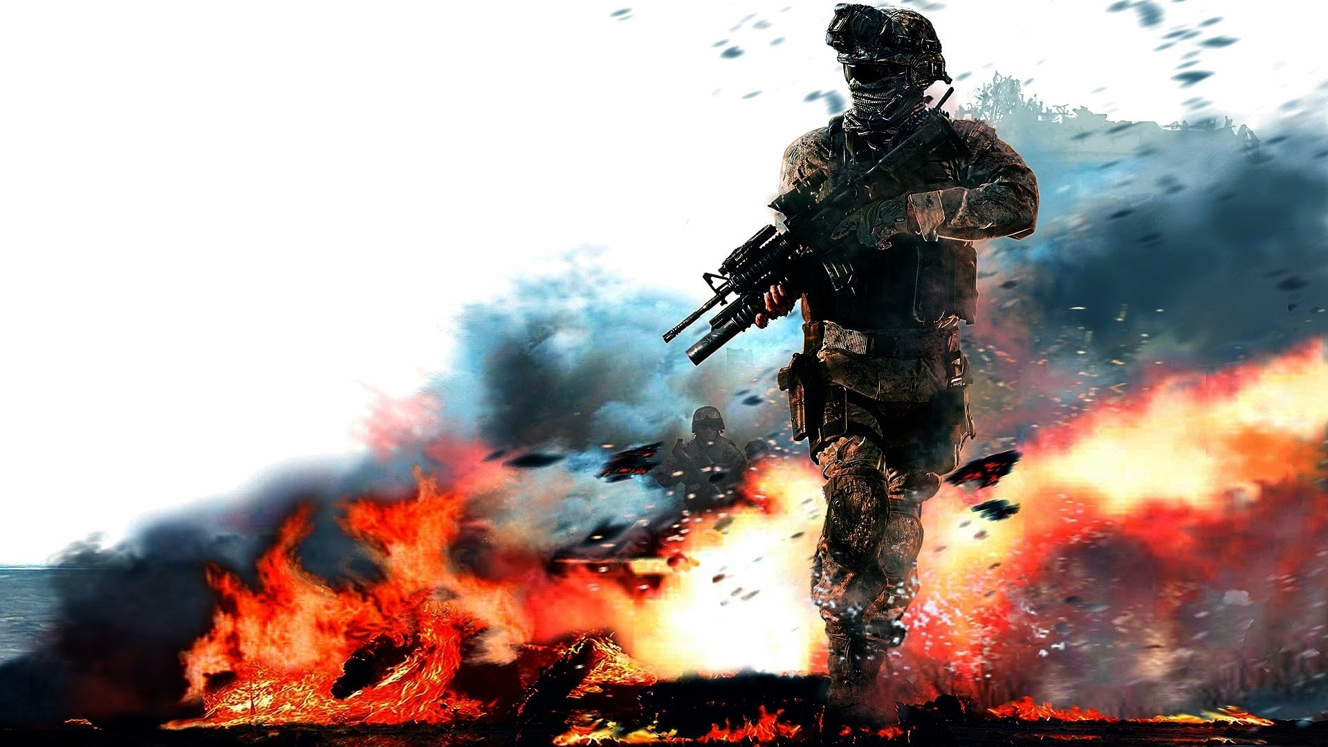 HD Best Call of Duty Video Game Wallpapers Full Size .