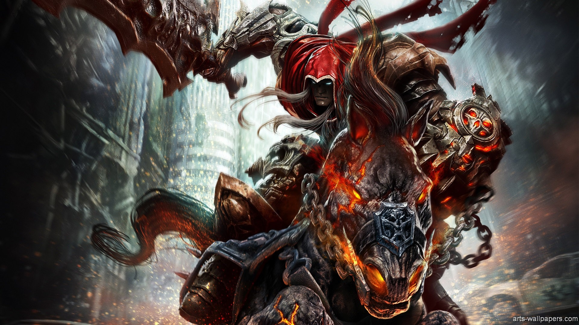 Top Video Game Wallpapers