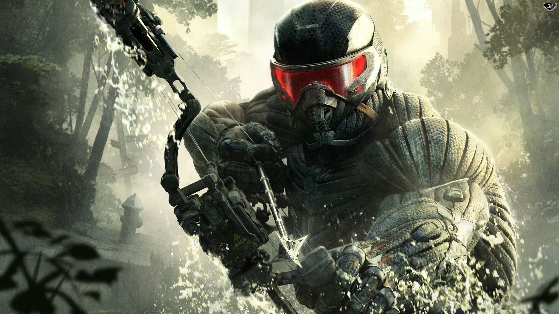 Crysis 3 Video Game Wallpapers