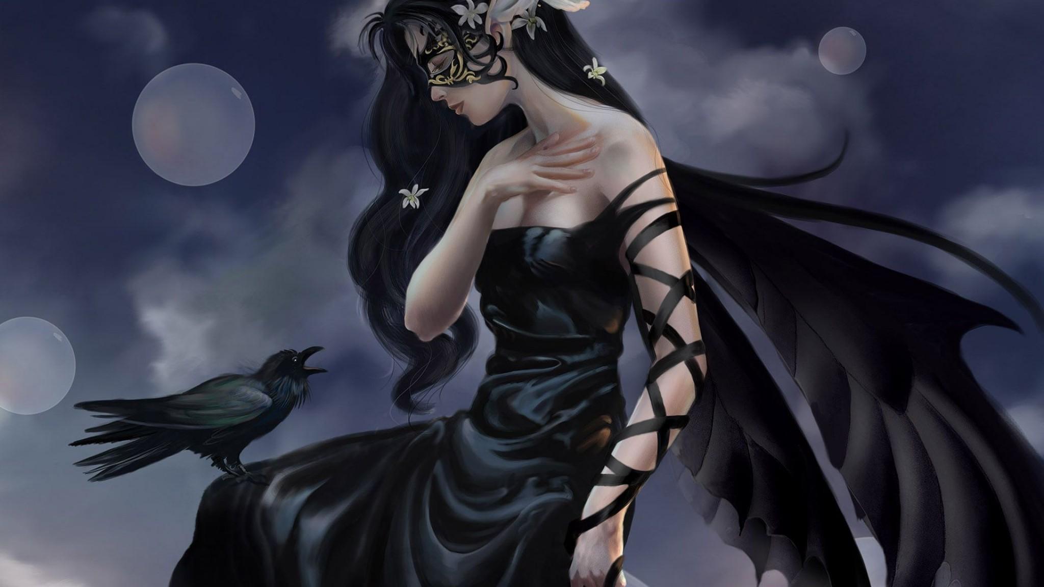 Dark Fairy Wallpapers, wallpaper, Dark Fairy Wallpapers hd .