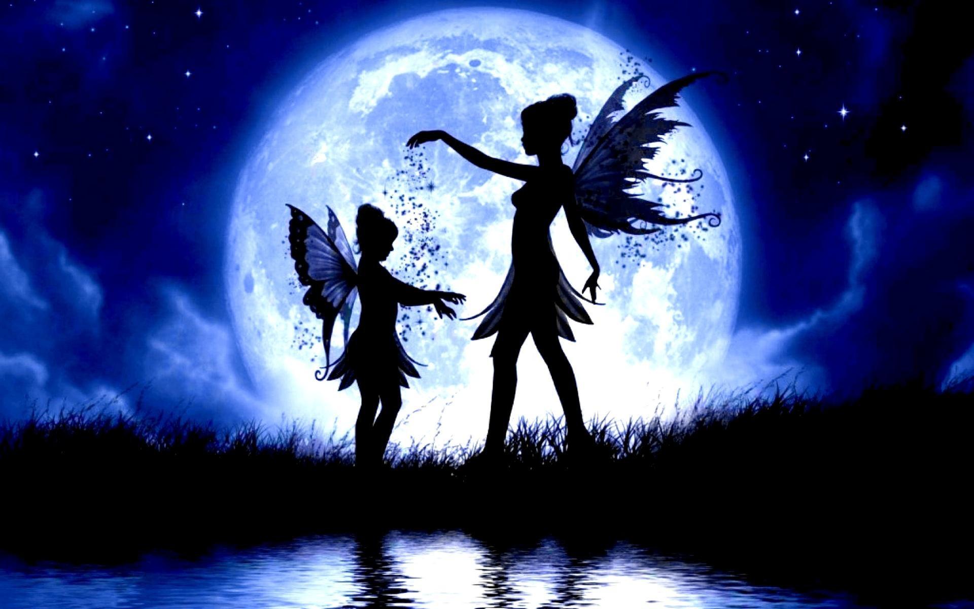 Dark Fairy HD Wallpapers