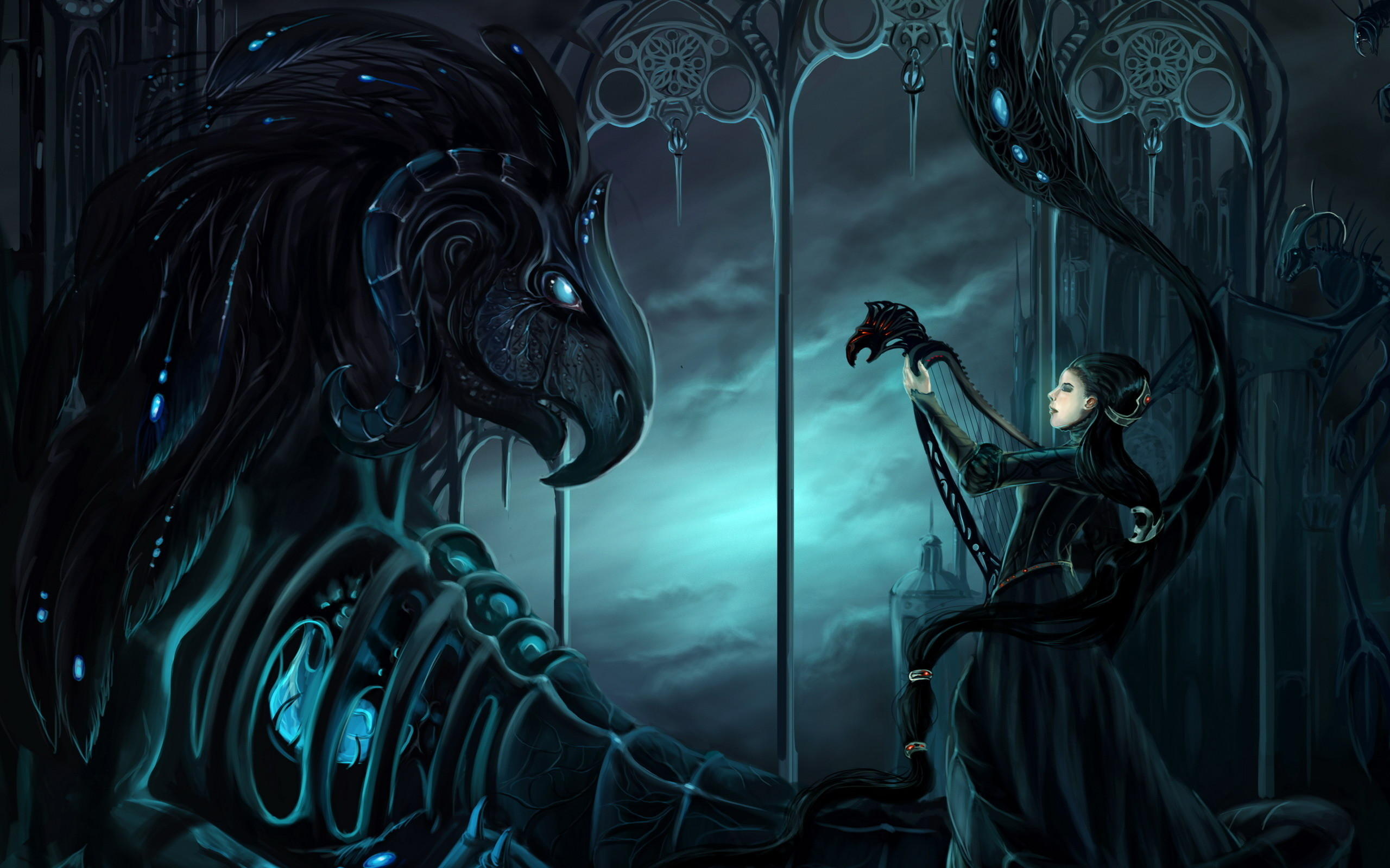 Gothic Fantasy wallpapers (79 Wallpapers)