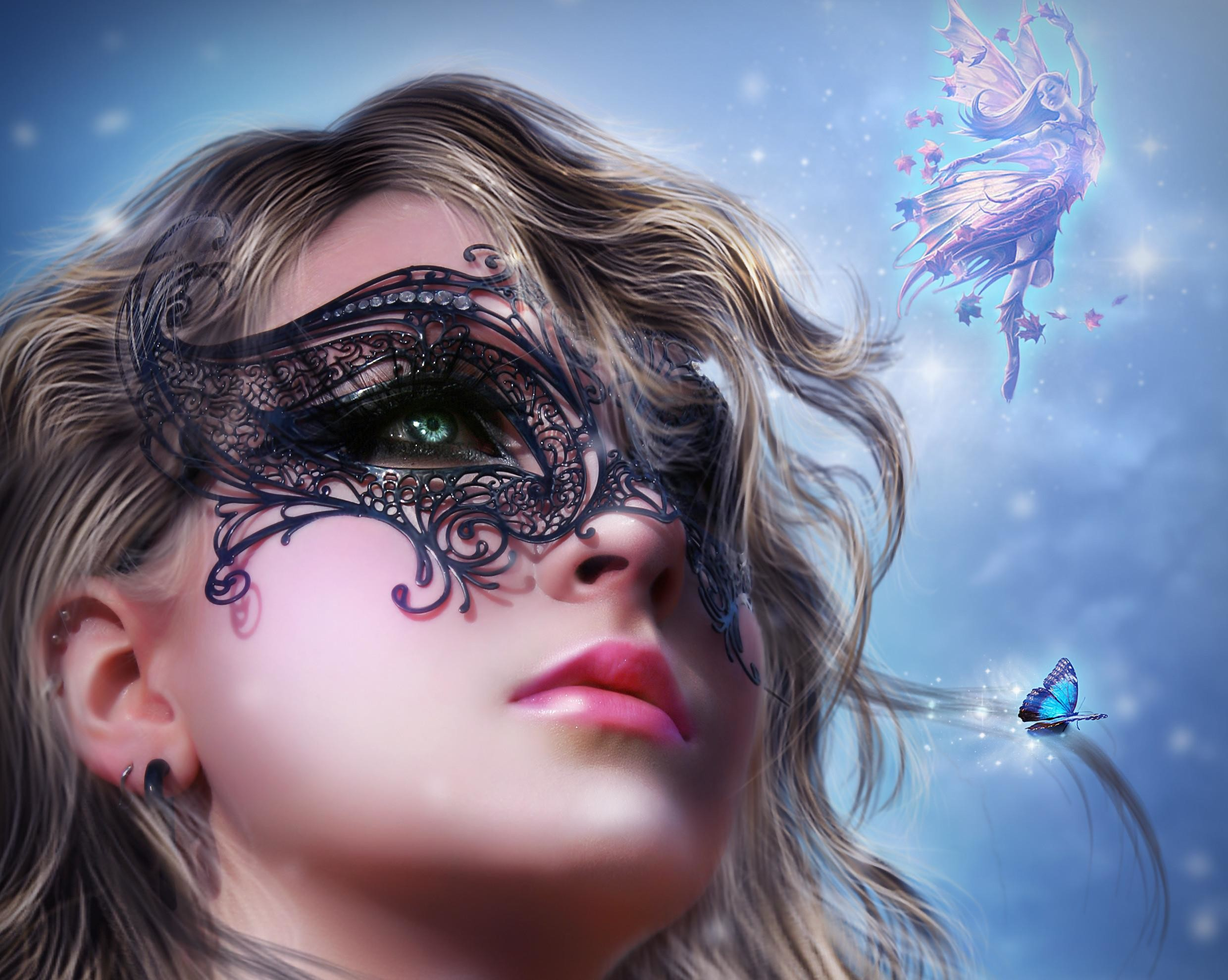 Fantasy – Women Wallpapers and Backgrounds