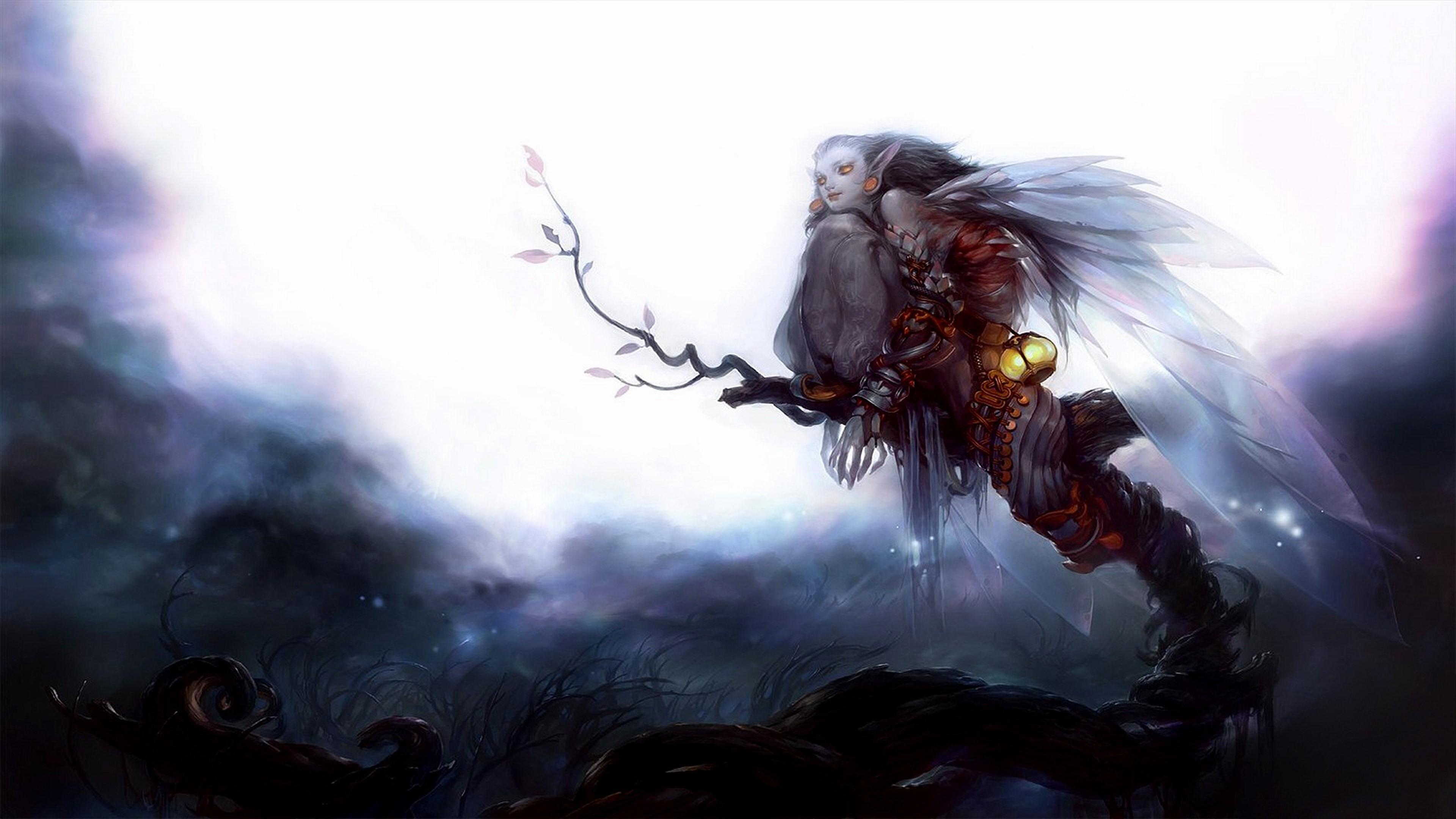 Demon-fairy-wallpaper-background