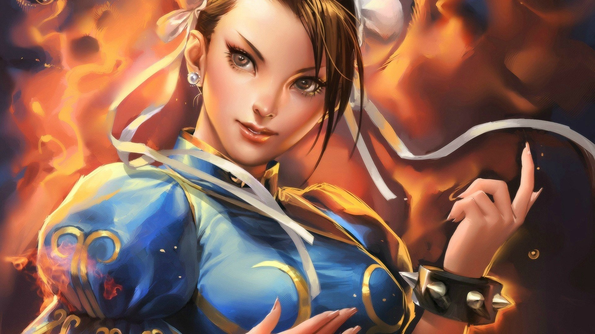 Chun Li Street Fighter 806617 …