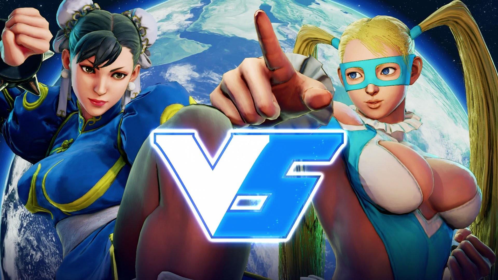 [PS4] Street Fighter 5: Chun-Li (Kosmickev) vs R.Mika (TKNinja)【HD 】 –  YouTube