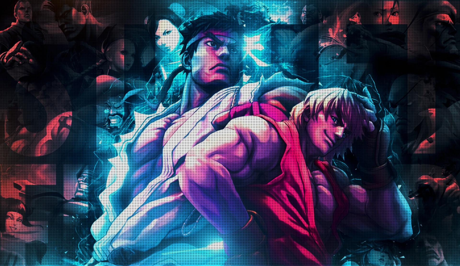 Street Fighter Wallpaper by Styxero on DeviantArt