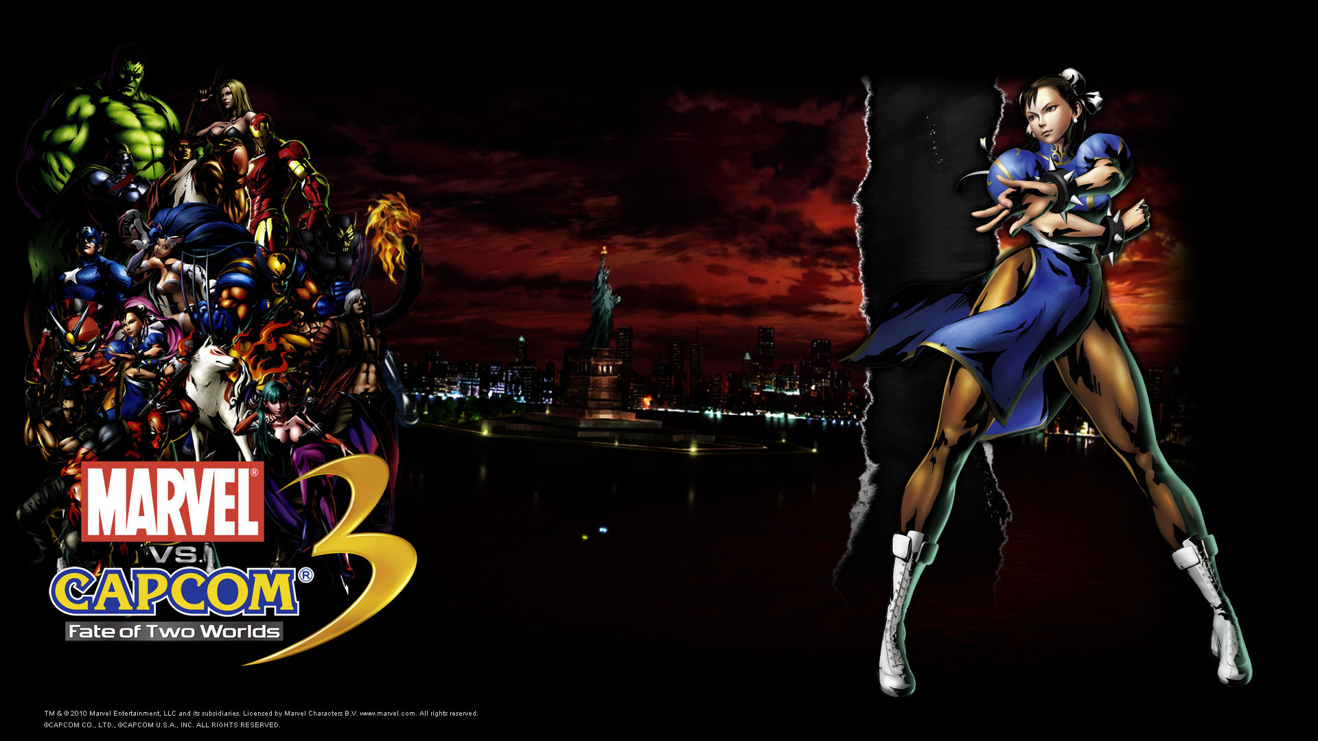 Marvel Vs Capcom 3 wallpaper – Chun-Li.jpg