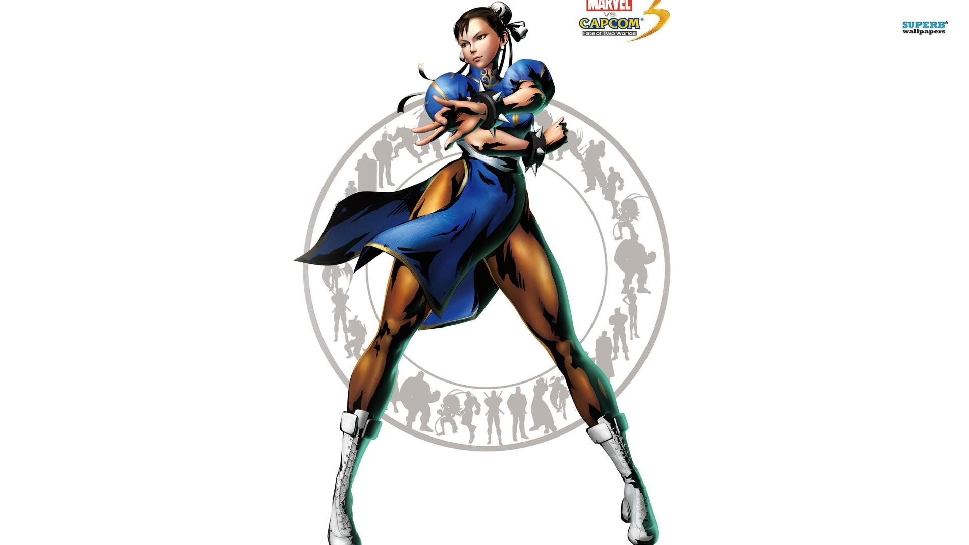 Marvel Vs. Capcom 3 – Chun-Li 238591