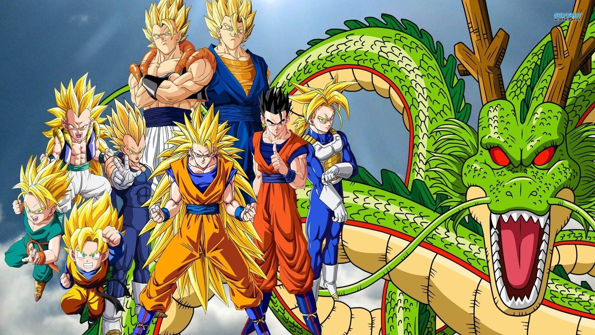 Dragon Ball z Wallpaper hd Dragon Ball z Wallpaper hd