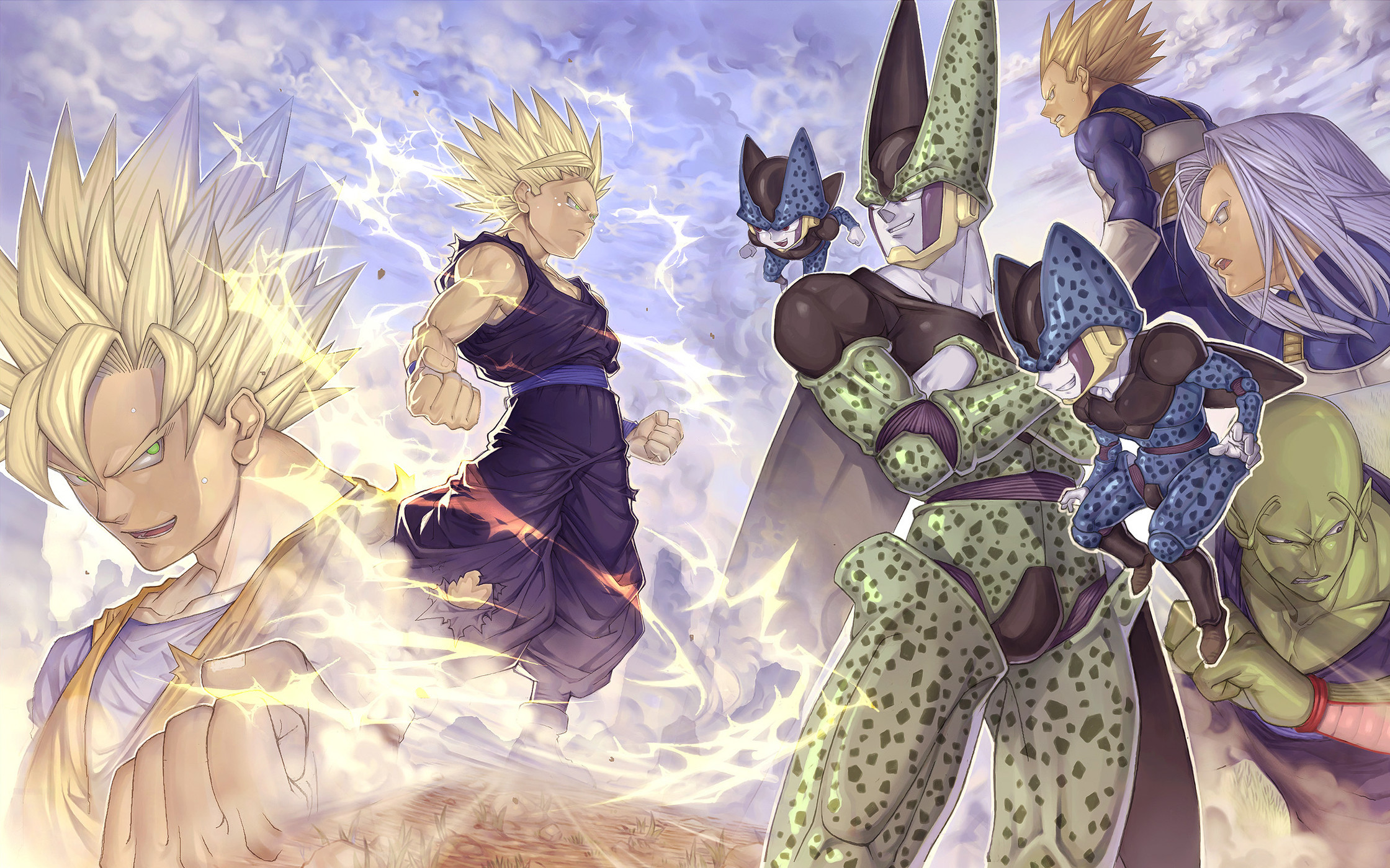 Fond d'écran HD | Arrière-plan ID:403511. Anime Dragon Ball Z
