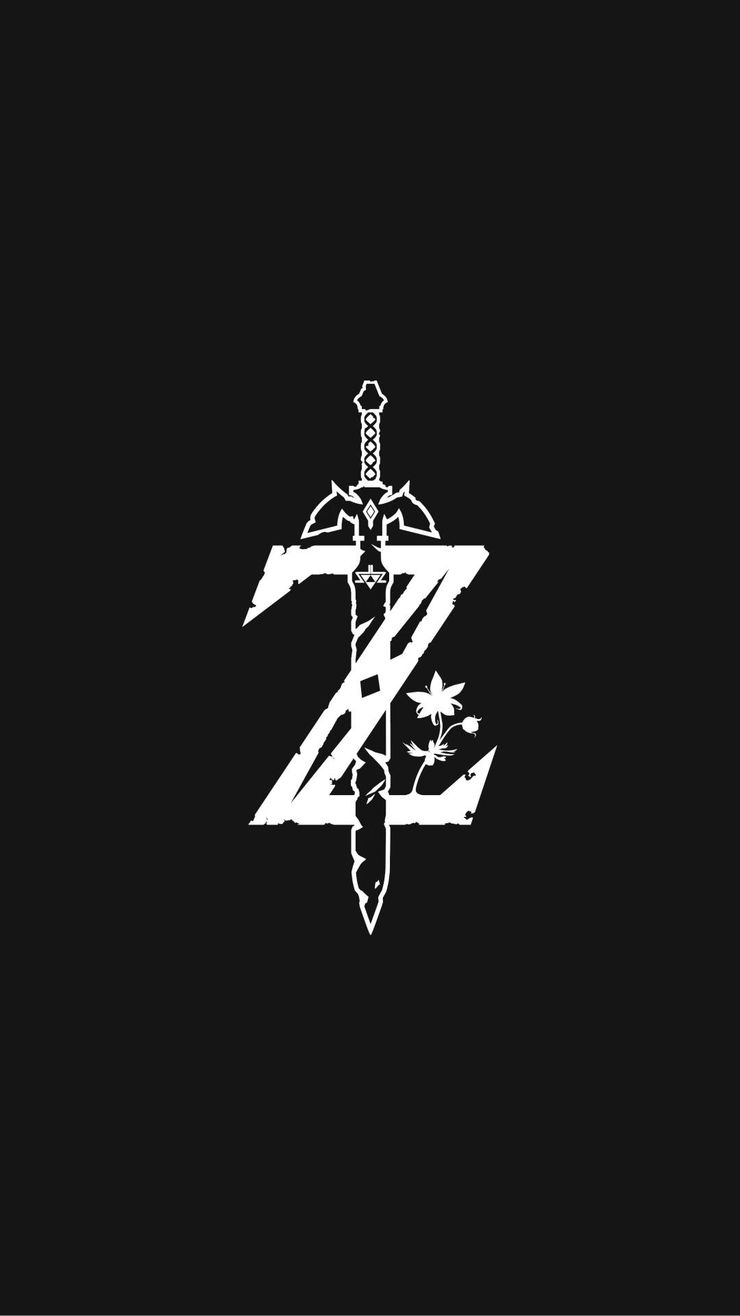 … download the legend of zelda logo wallpapers for iphone …