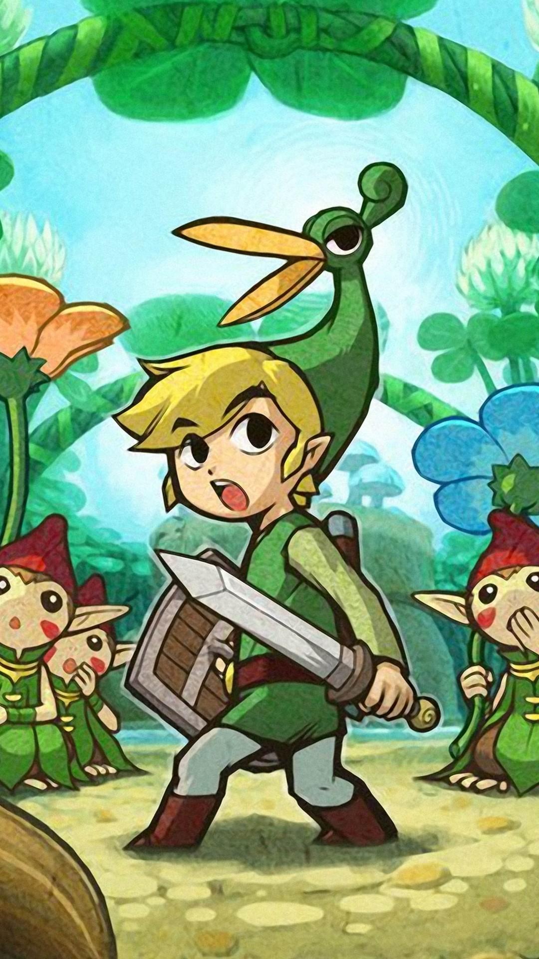 … Legend Of Zelda Iphone Wallpaper 320899 …