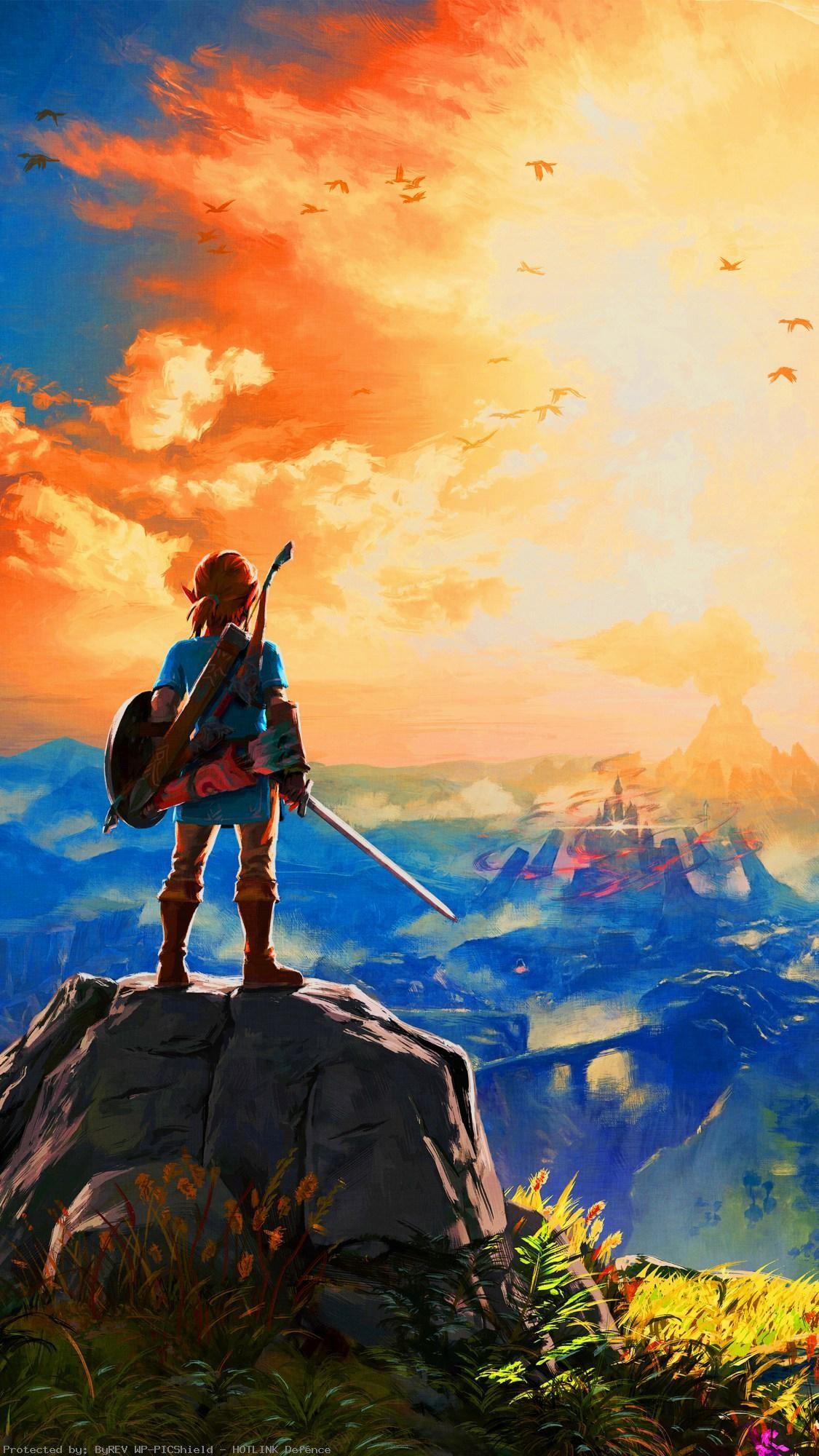 Fan-Art-Legend-of-Zelda-Breath-of-the-