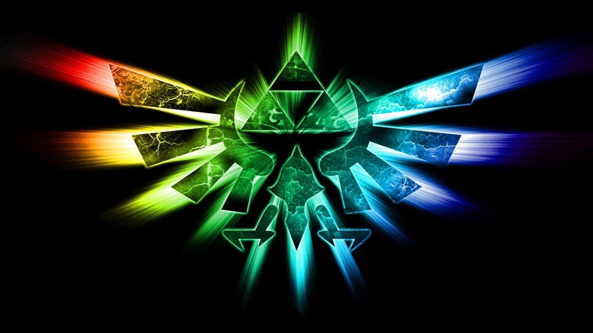 Legend Of Zelda Triforce 670891