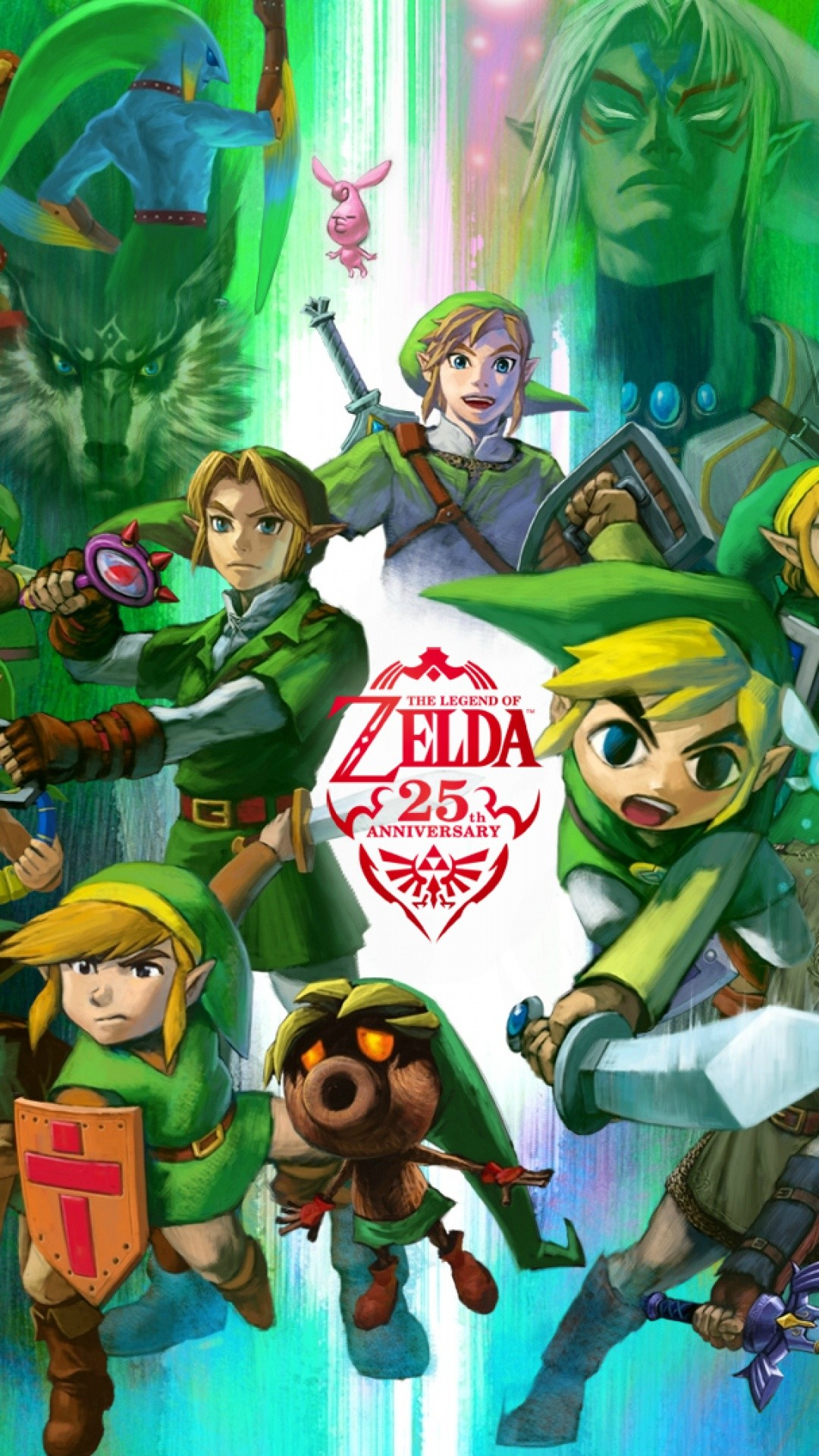 … The Legend of Zelda Wallpapers for iPhone | iTito Games Blog …