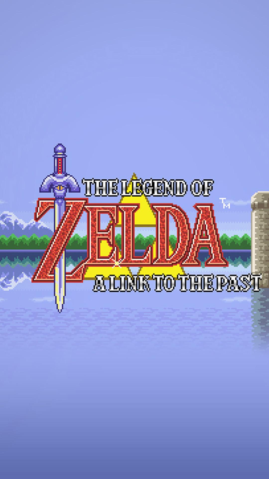 Legend of Zelda iPad Wallpaper 1080×1920