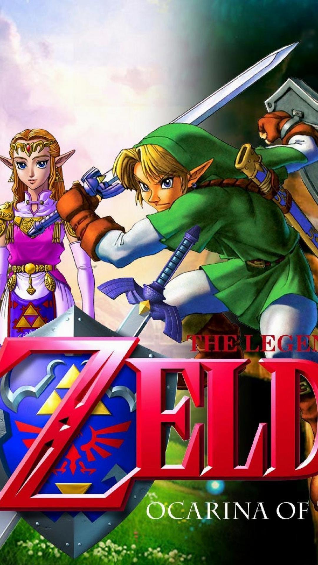 73 Legend Of Zelda Iphone