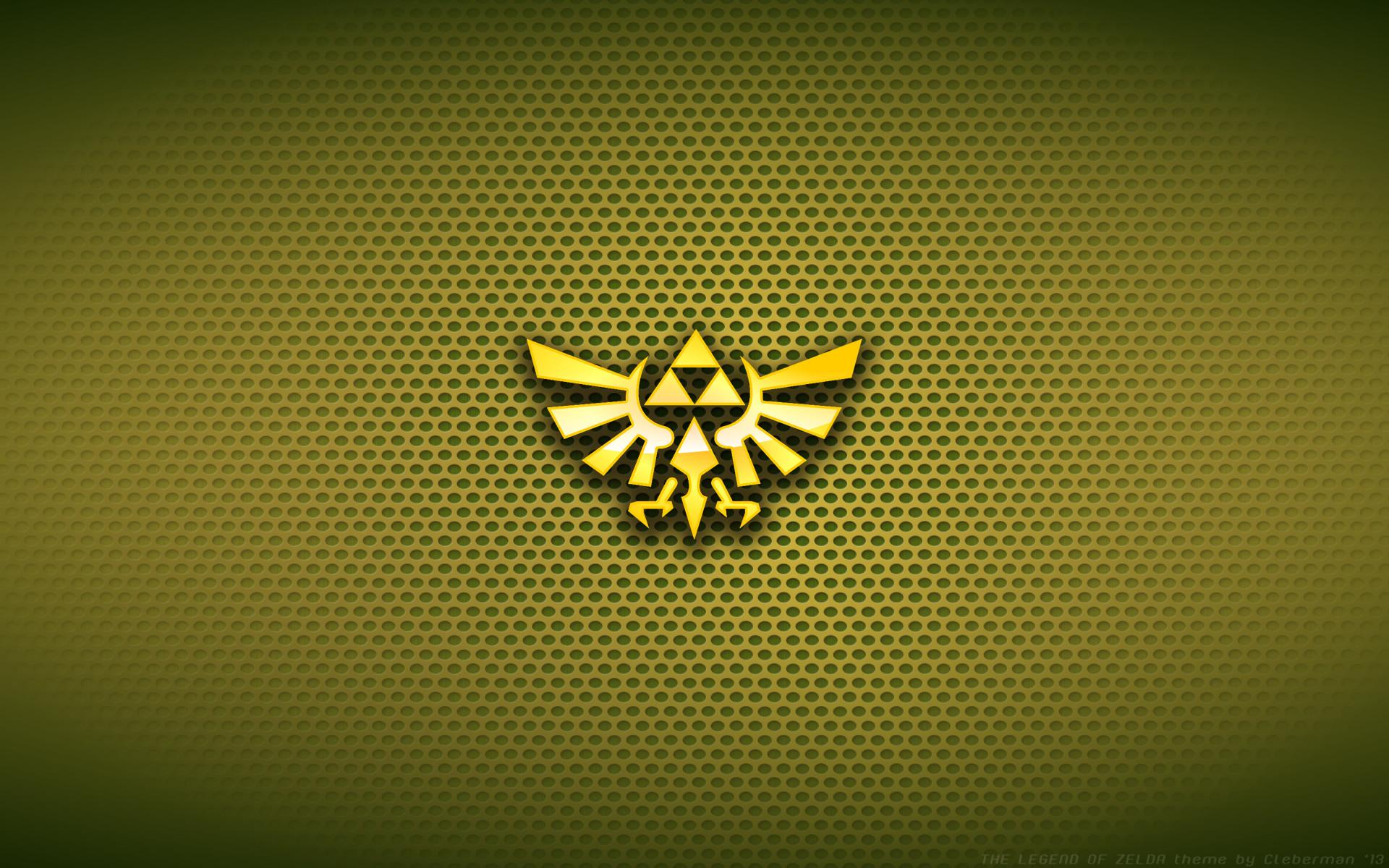 The Legend Of Zelda Widescreen Wallpaper