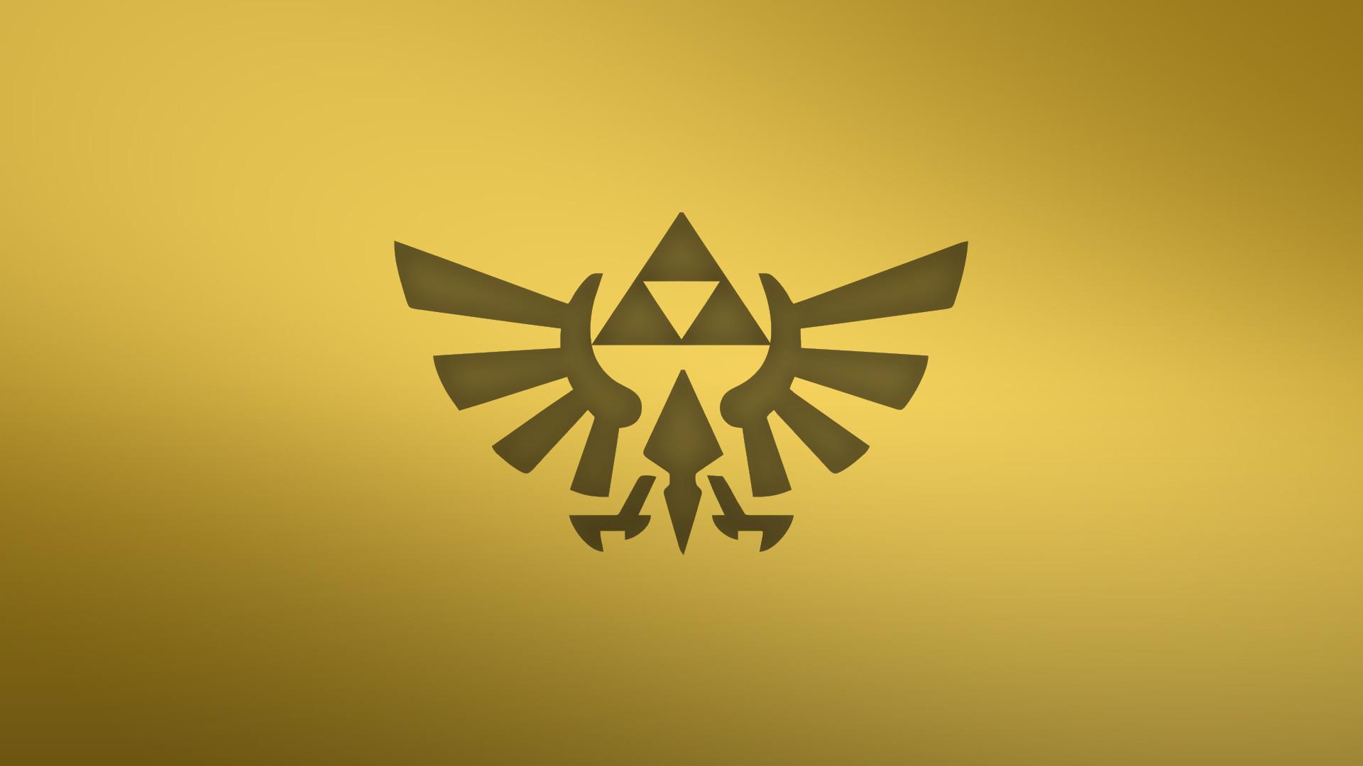 Gold Triforce Wallpaper by Cheetashock on DeviantArt