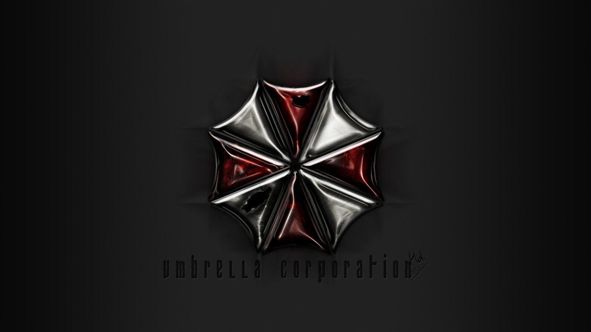 umbrella corporation by hemoglodreams on deviantART Wallpaper .