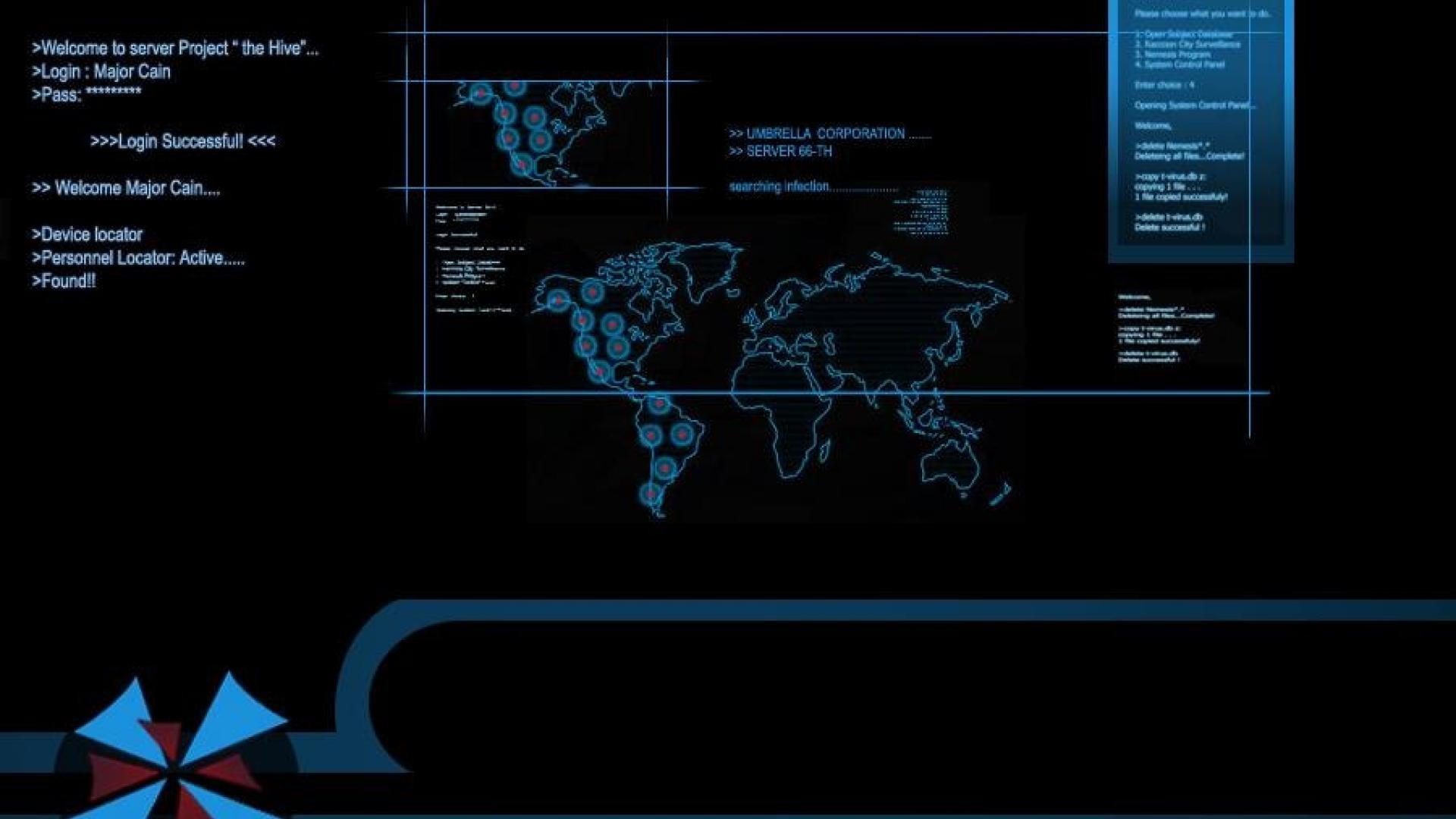 LOGO MOVIES RESIDENT EVIL UMBRELLA CORP HD WALLPAPER WALLPAPER (#4721 .