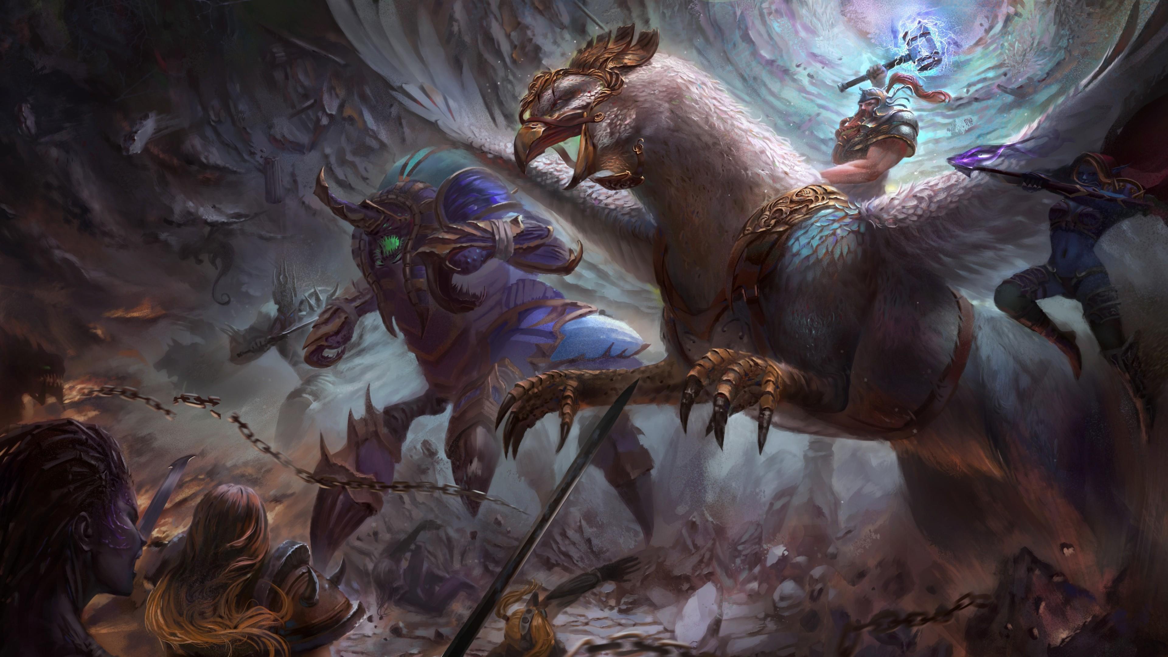 Wallpaper starcraft, heroes of the storm, diablo, sarah kerrigan