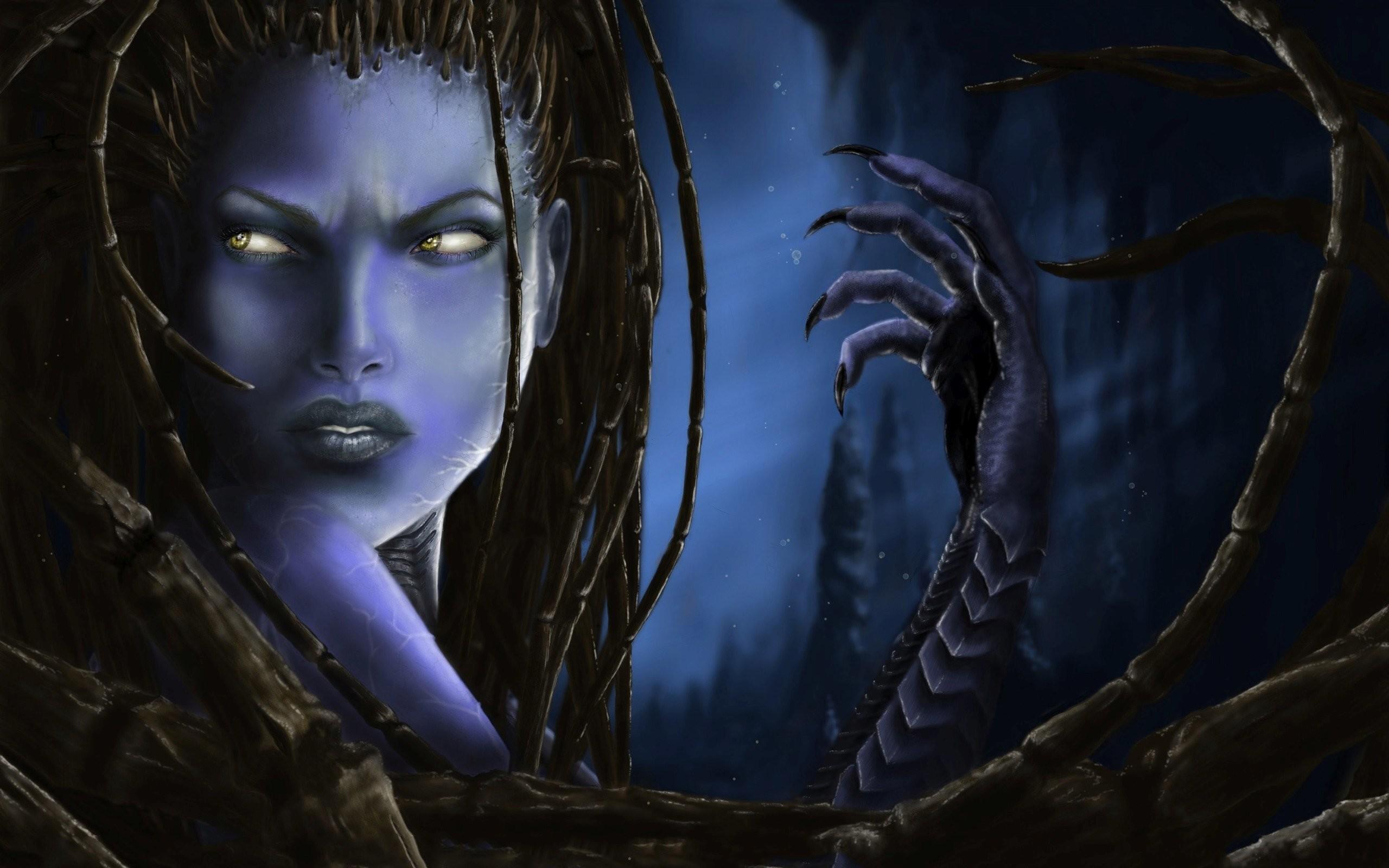 Sarah Kerrigan – Queen Of Blades …
