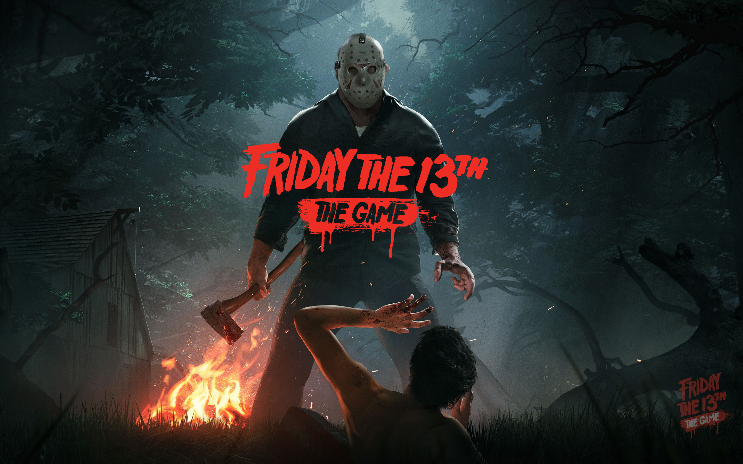 Friday The 13th The Game 1366×768 Resolution