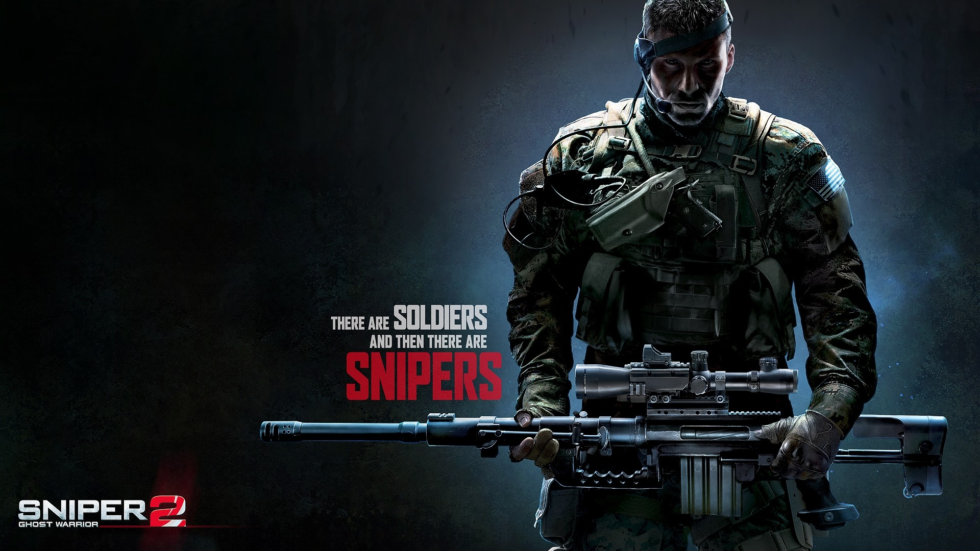wallpaper Sniper Ghost Warrior Games Wallpaper 3D Free HD Images . …