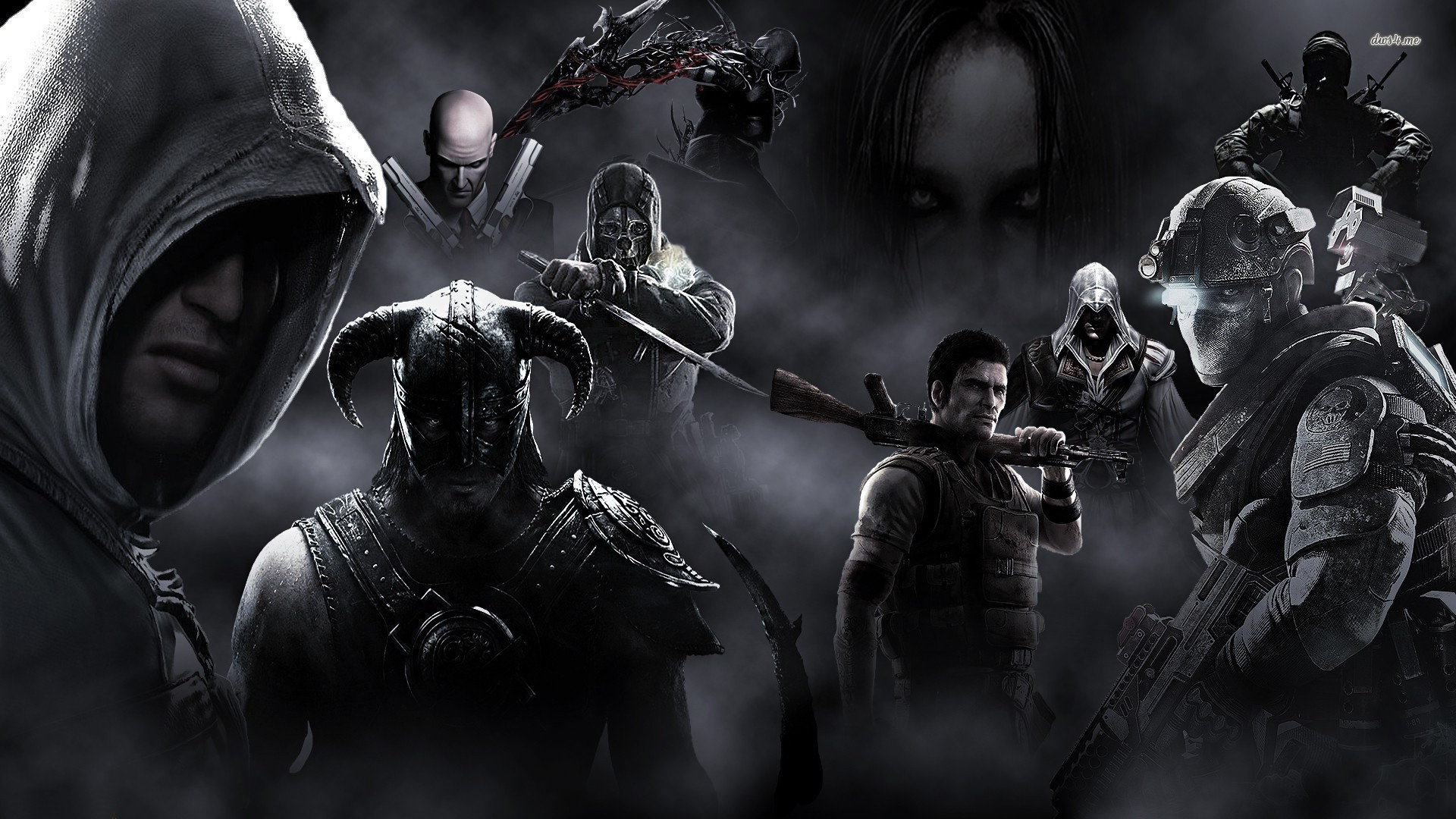 Video Game Characters ID: 504309624 Wallpaper for Free – Amazing HD  Widescreen Picture