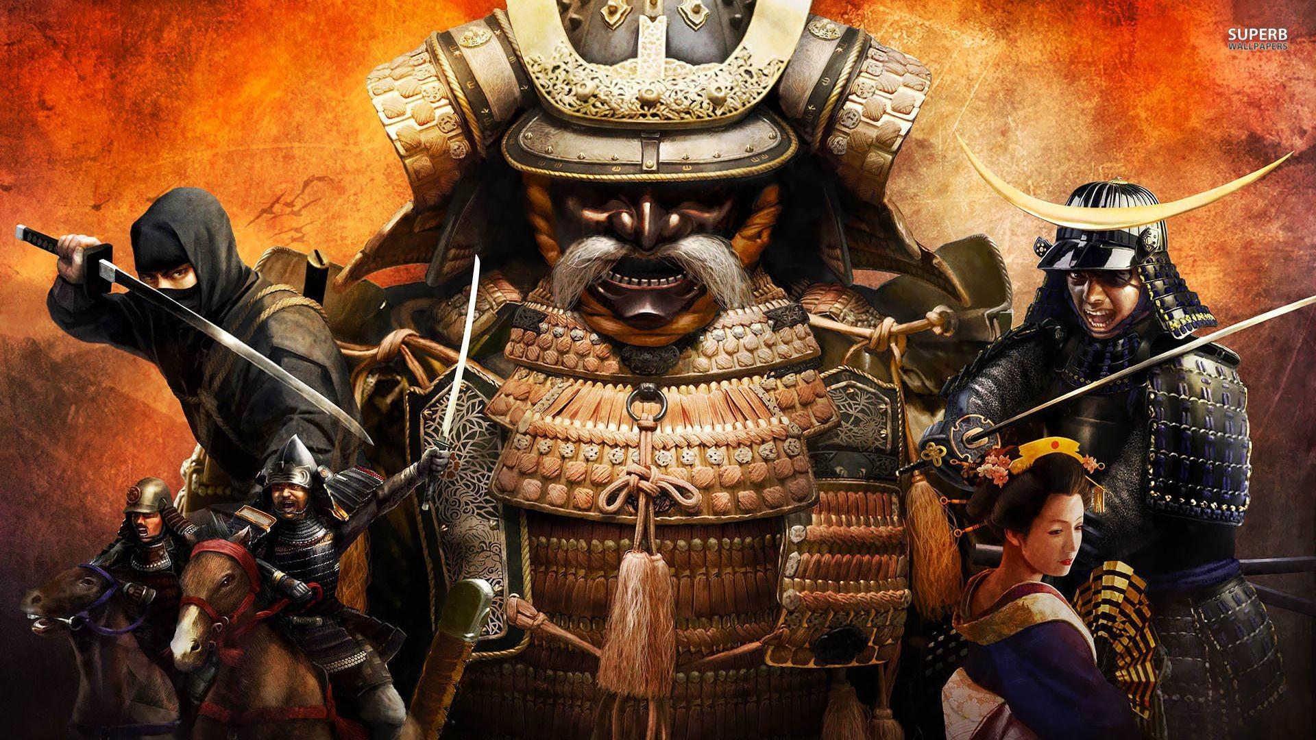 Total War: Shogun 2 wallpaper – Game wallpapers – #19003