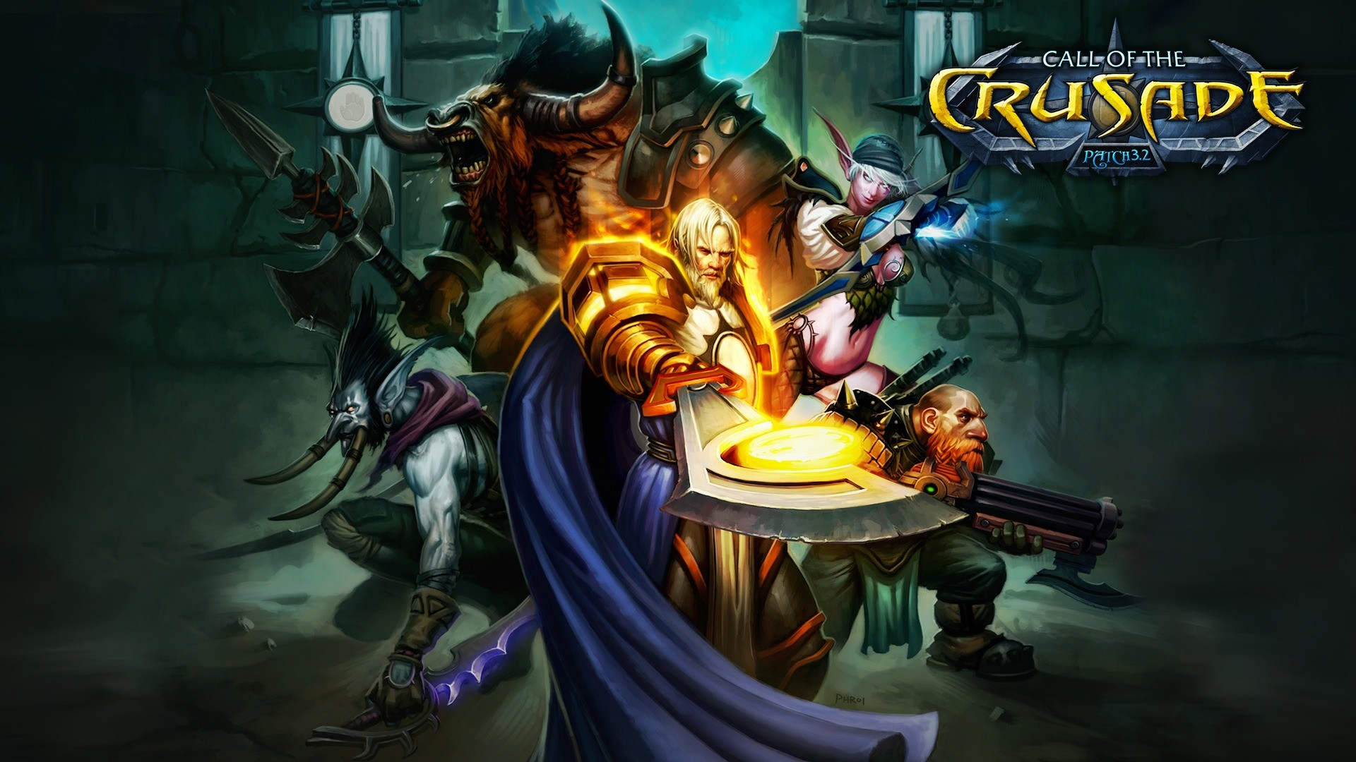 Hunter World of Warcraft wallpaper Game wallpapers