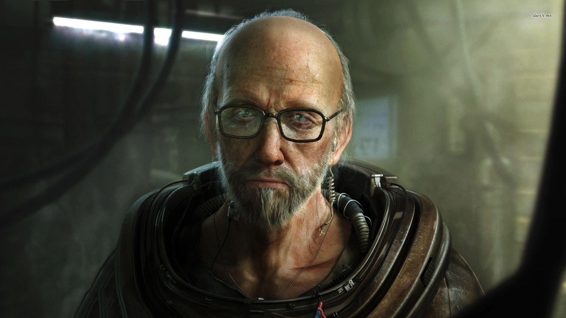 Gordon Freeman – Half-Life wallpaper – Game wallpapers – #36745