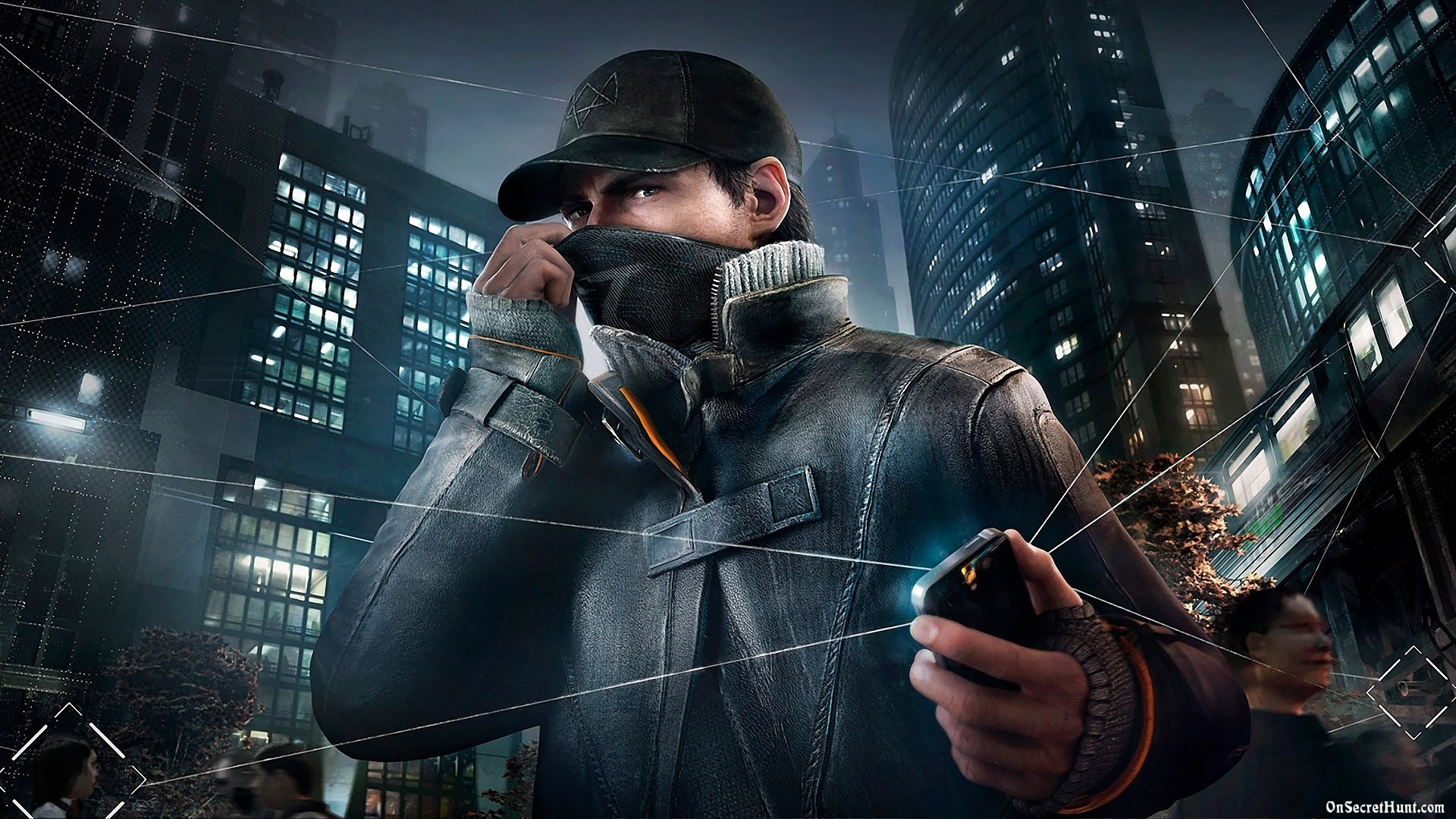 Watch Dogs Pc Cover. Video Game – Watch Dogs Wallpaper