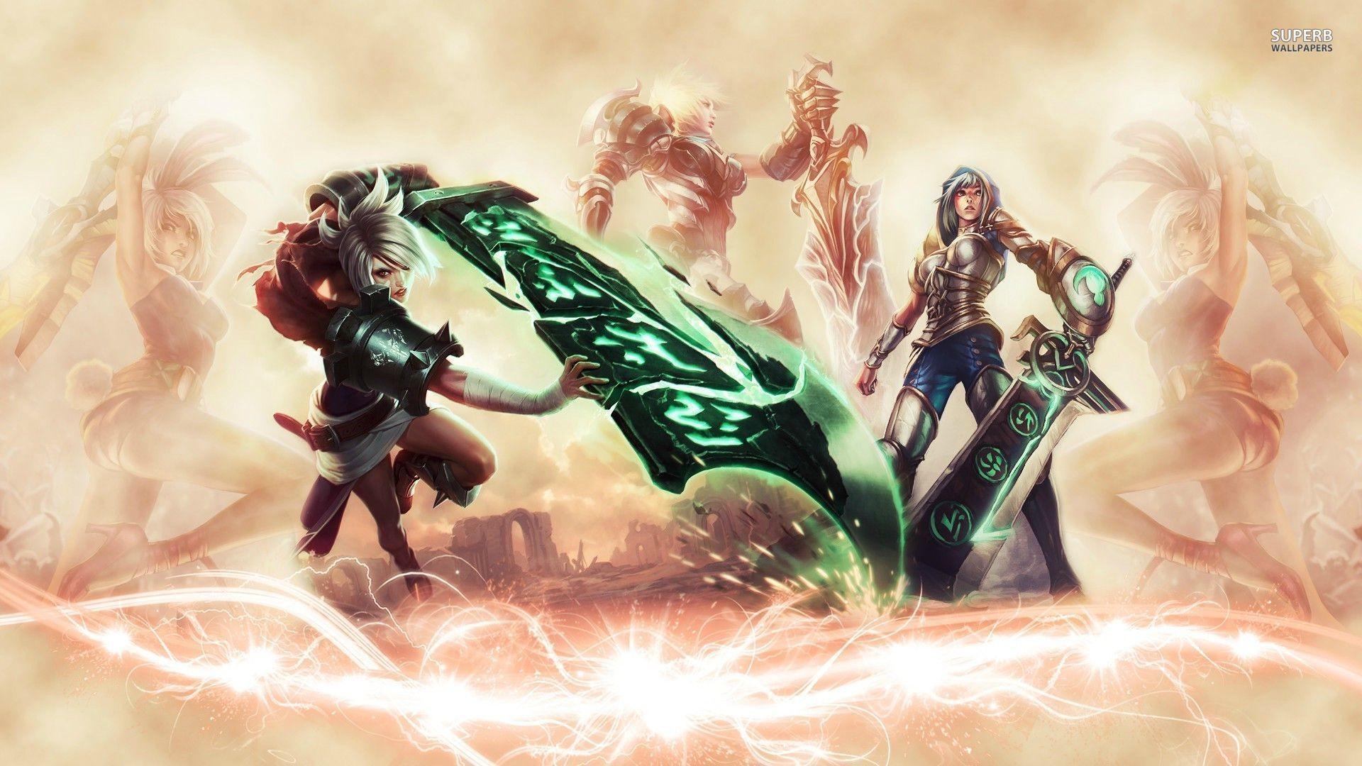 Vayne – League of Legends wallpaper – Game wallpapers – #26713