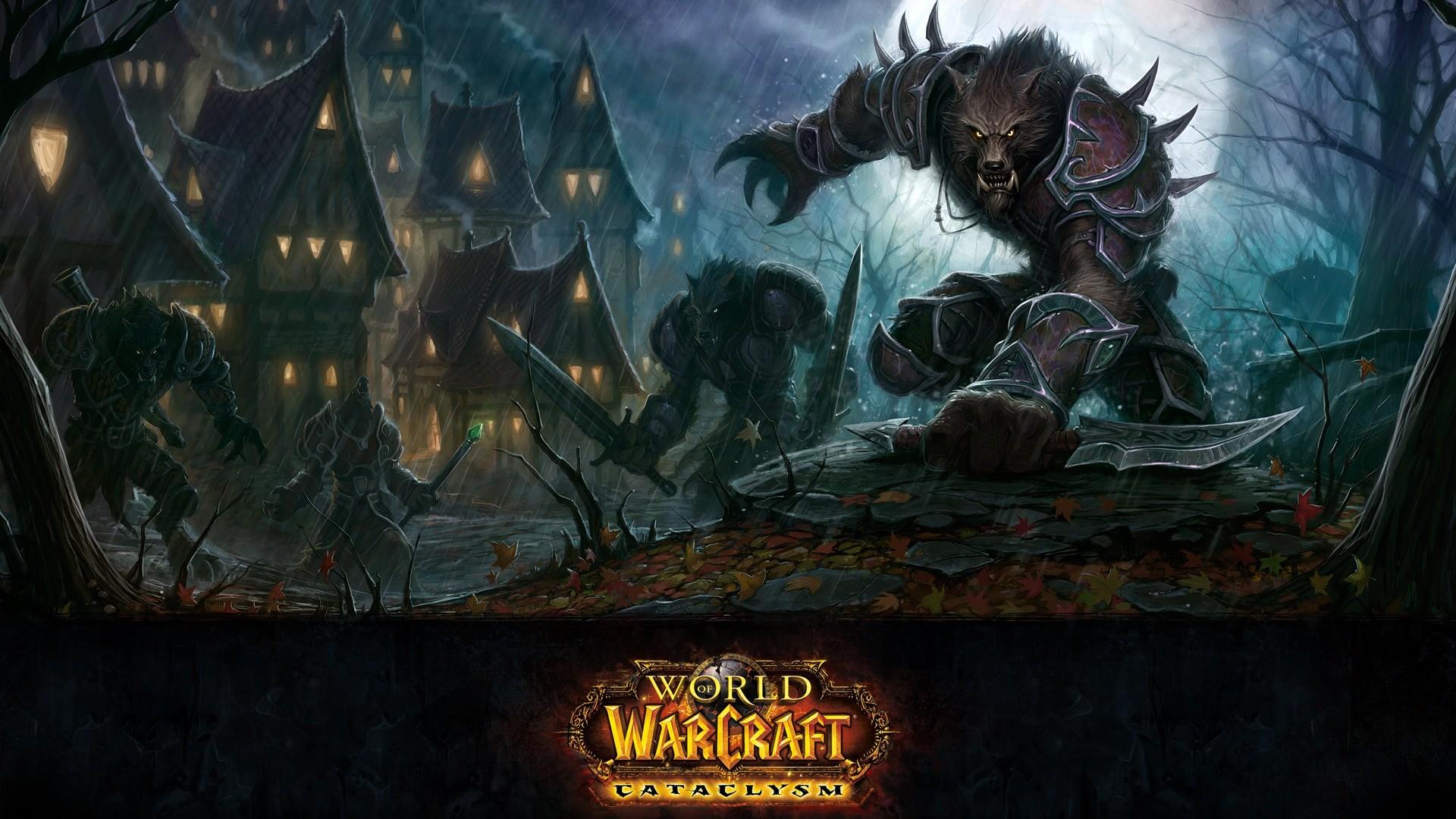 World of Warcraft Cataclysm Wallpaper World of Warcraft Games Wallpapers