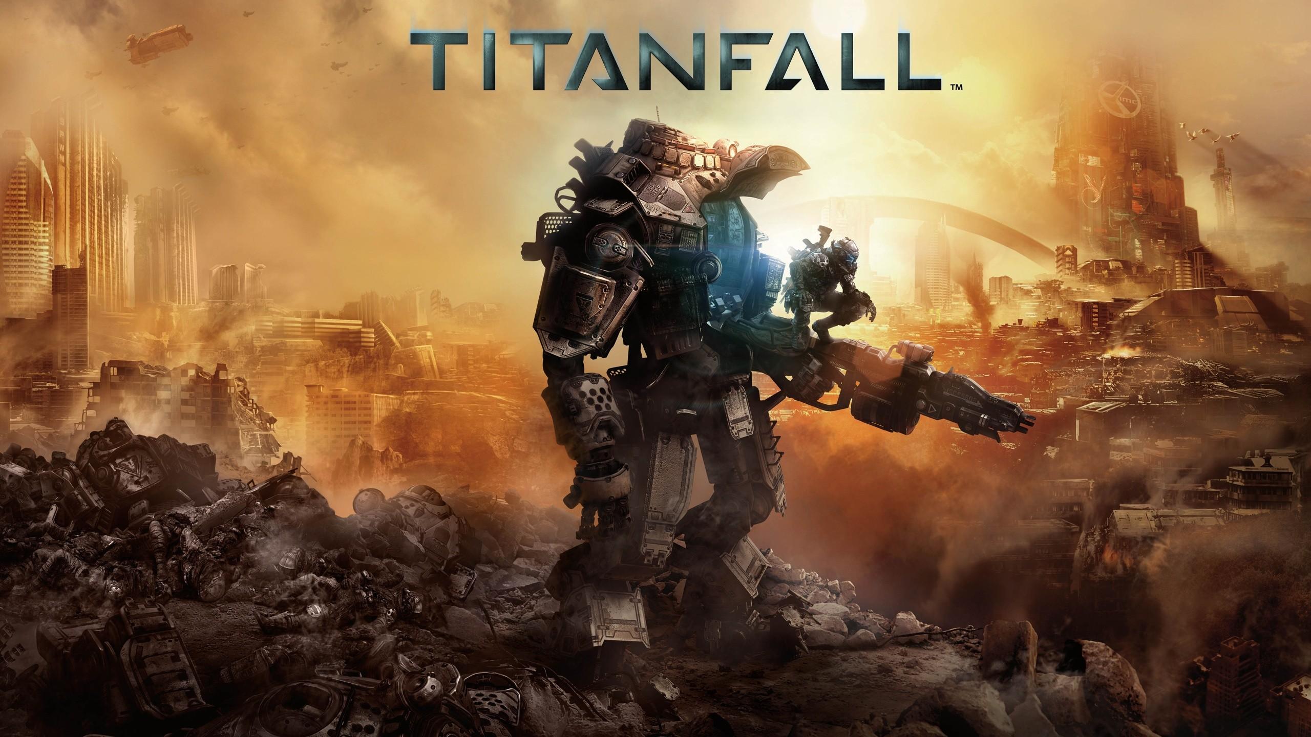 Description: Download Titanfall 2014 Game HD & Widescreen Games Wallpaper