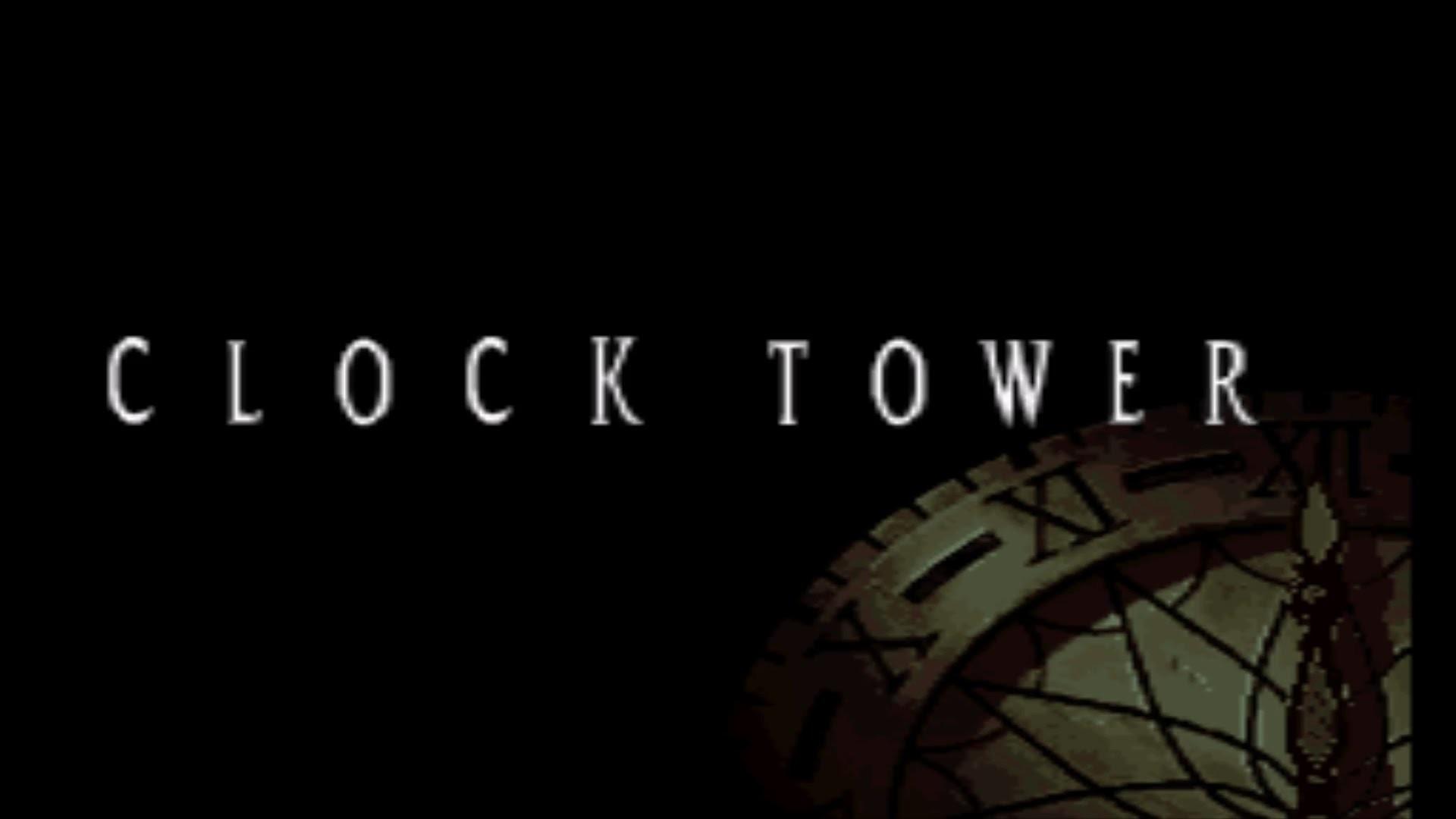 Clock Tower (SNES) gameplay (Ending H)