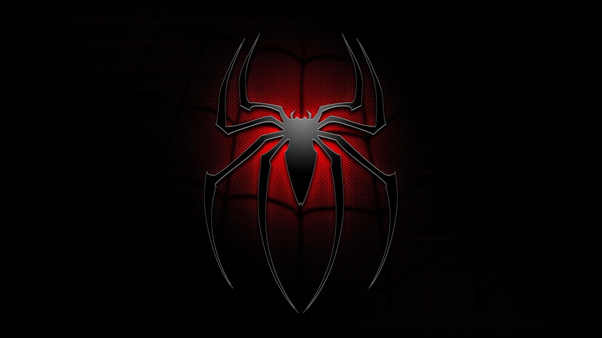 Download Spiderman Logo HD Wallpaper (6518) Full Size .