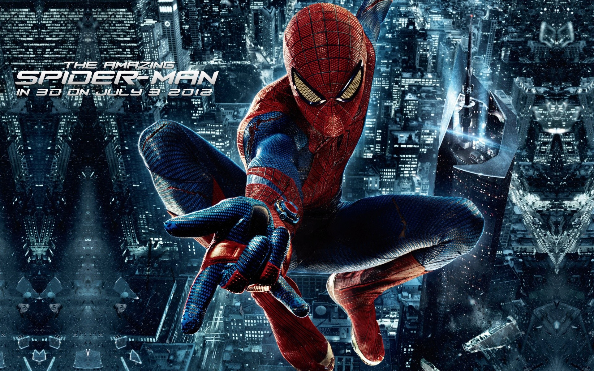 Amazing Spiderman Background HD Wallpapers 11346 – HD Wallpaper Site