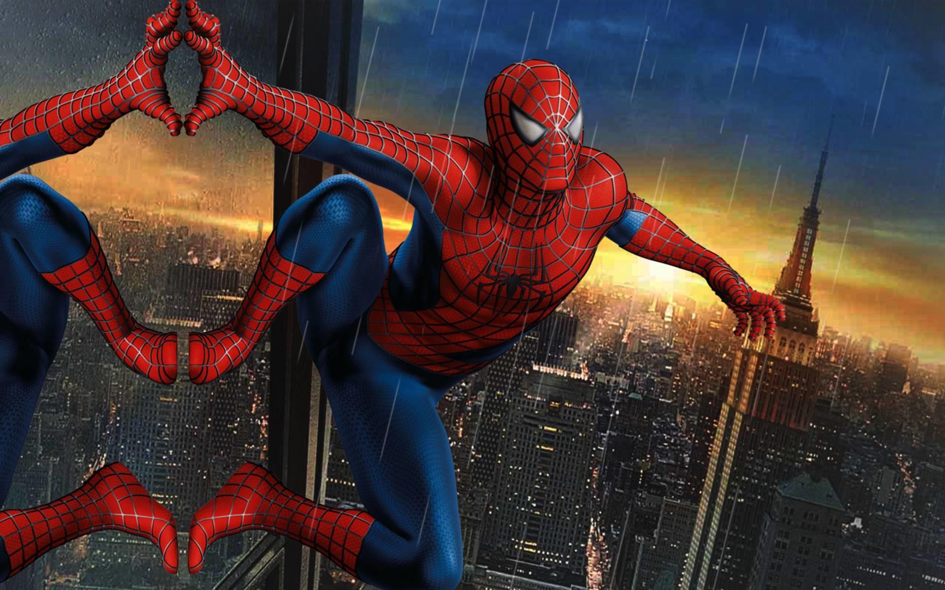 Spiderman Wallpapers HD Wallpaper