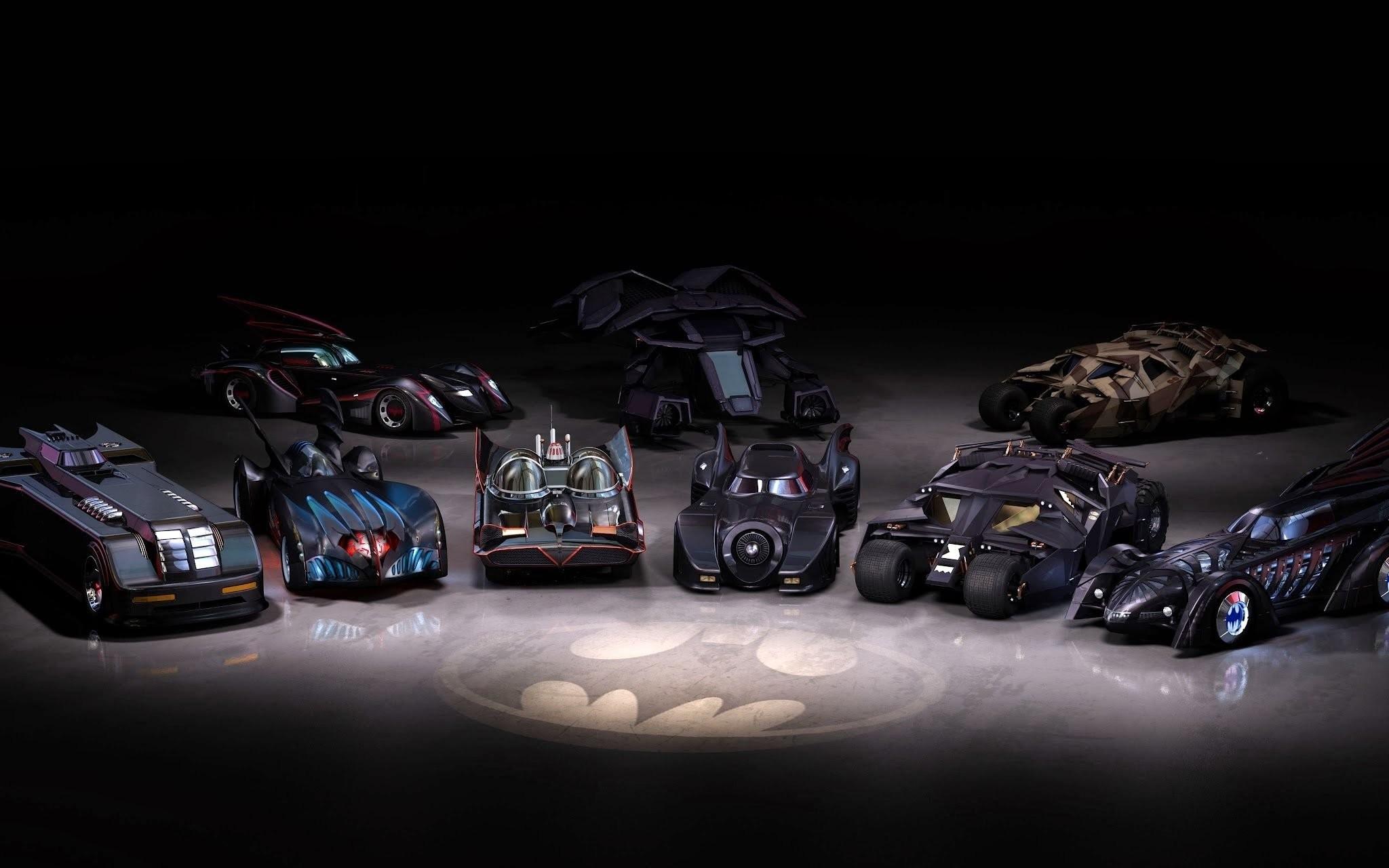 digital art, supercars, car, Batmobile, Batman Begins, Bat signal –  wallpaper #117248 (2048x1280px) on Wallls.com