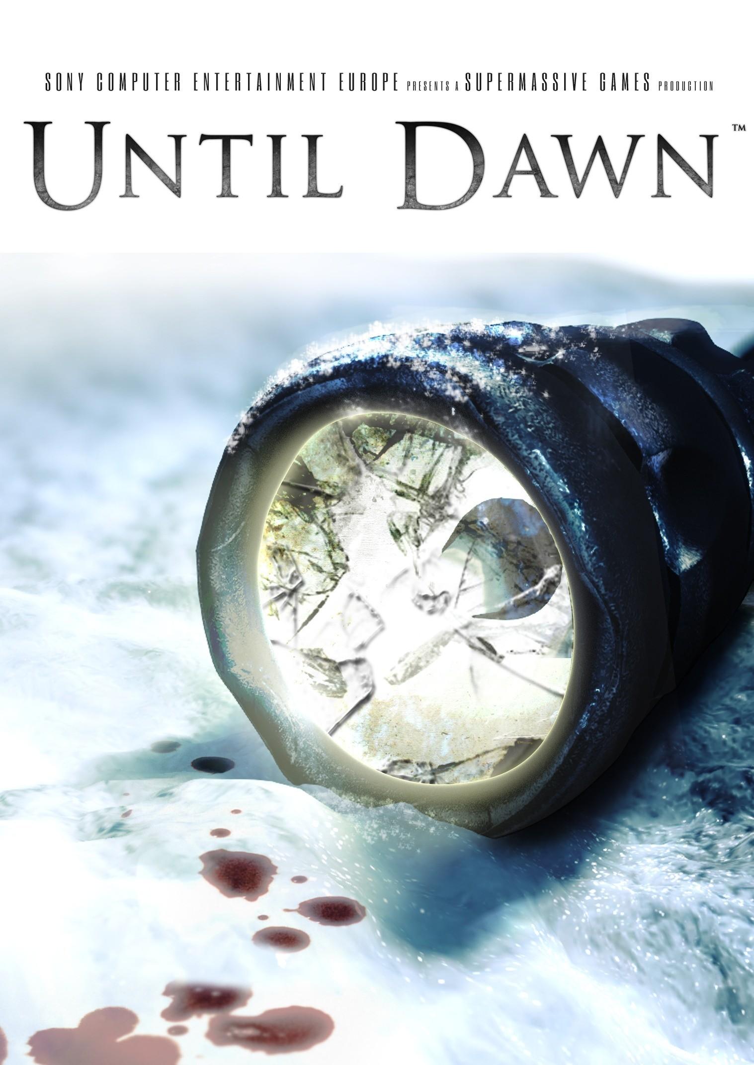 Until Dawn Boxart