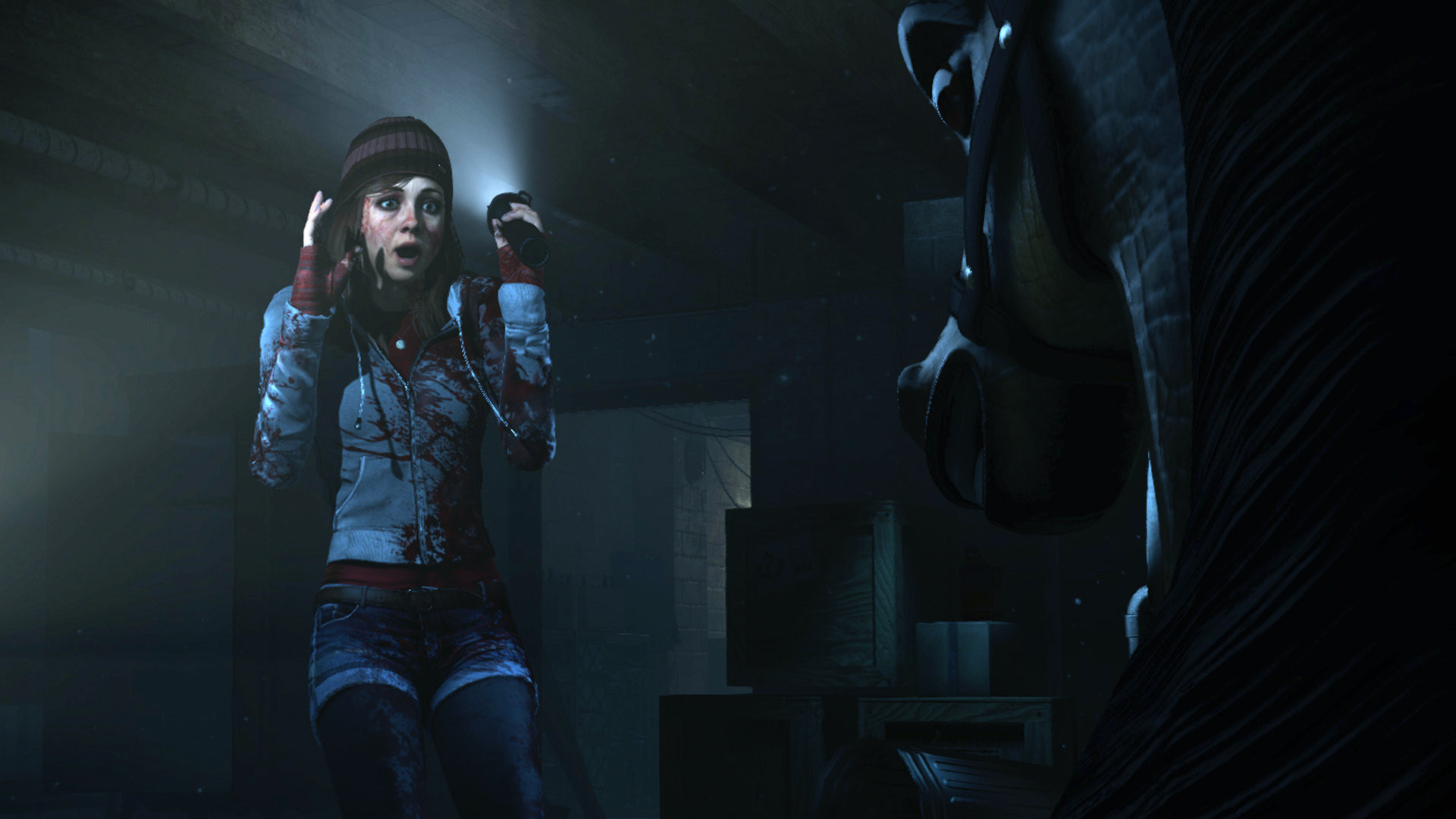 Until Dawn™ Screenshot 3